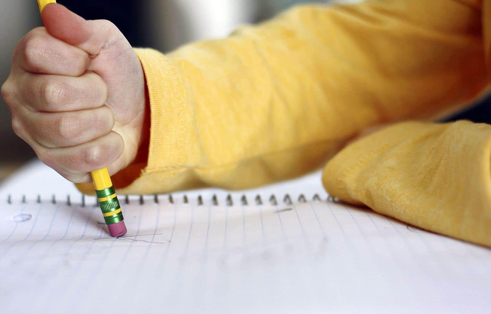 Au Québec, un élève sur cinq serait considéré comme handicapé ou affecté d'un problème d'apprentissage ou d'adaptation.