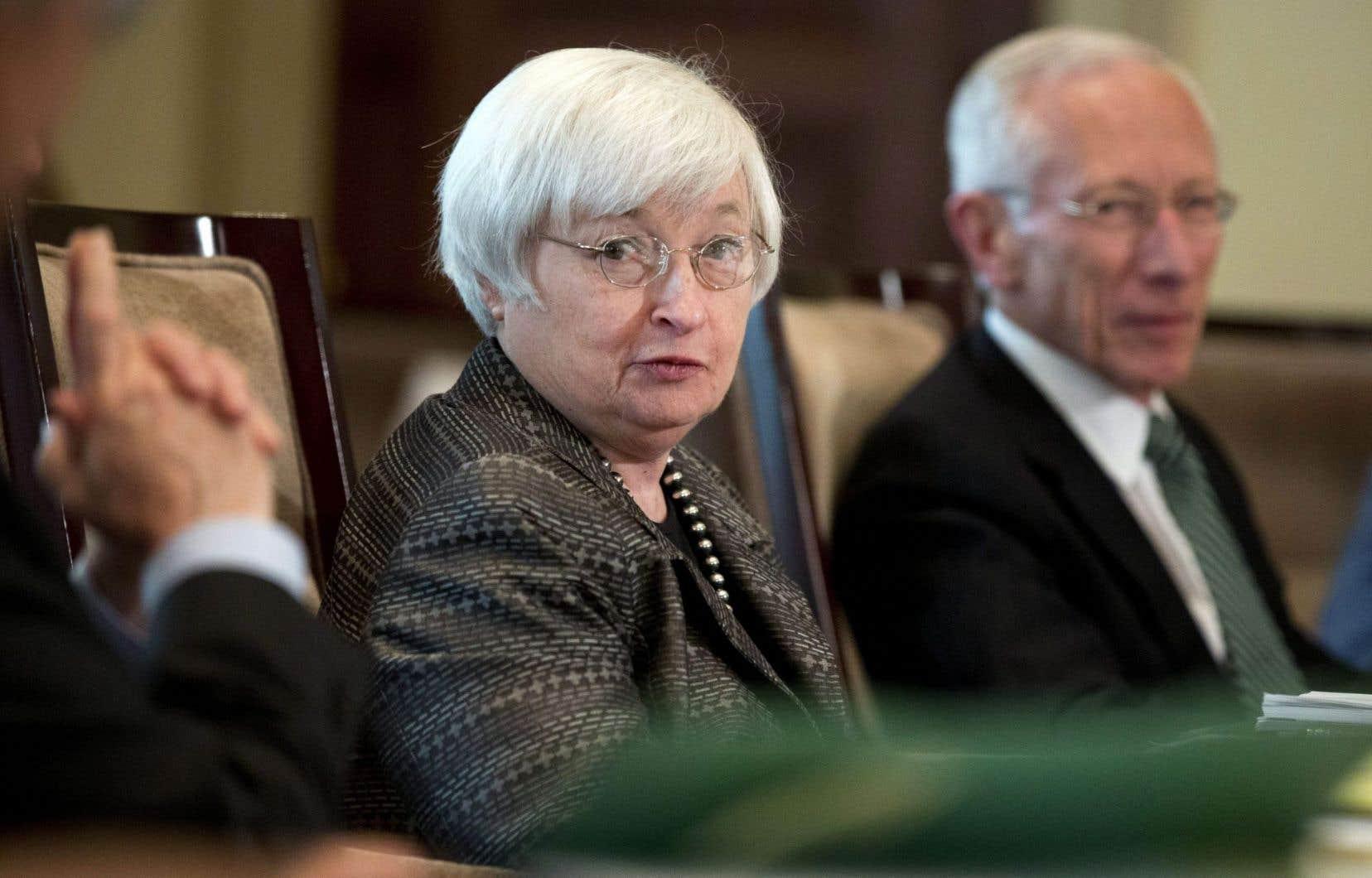 La présidente de la Réserve fédérale américaine, Janet Yellen, a délégué son second, Stanley Fisher, à la conférence monétaire de Jackson Hole.