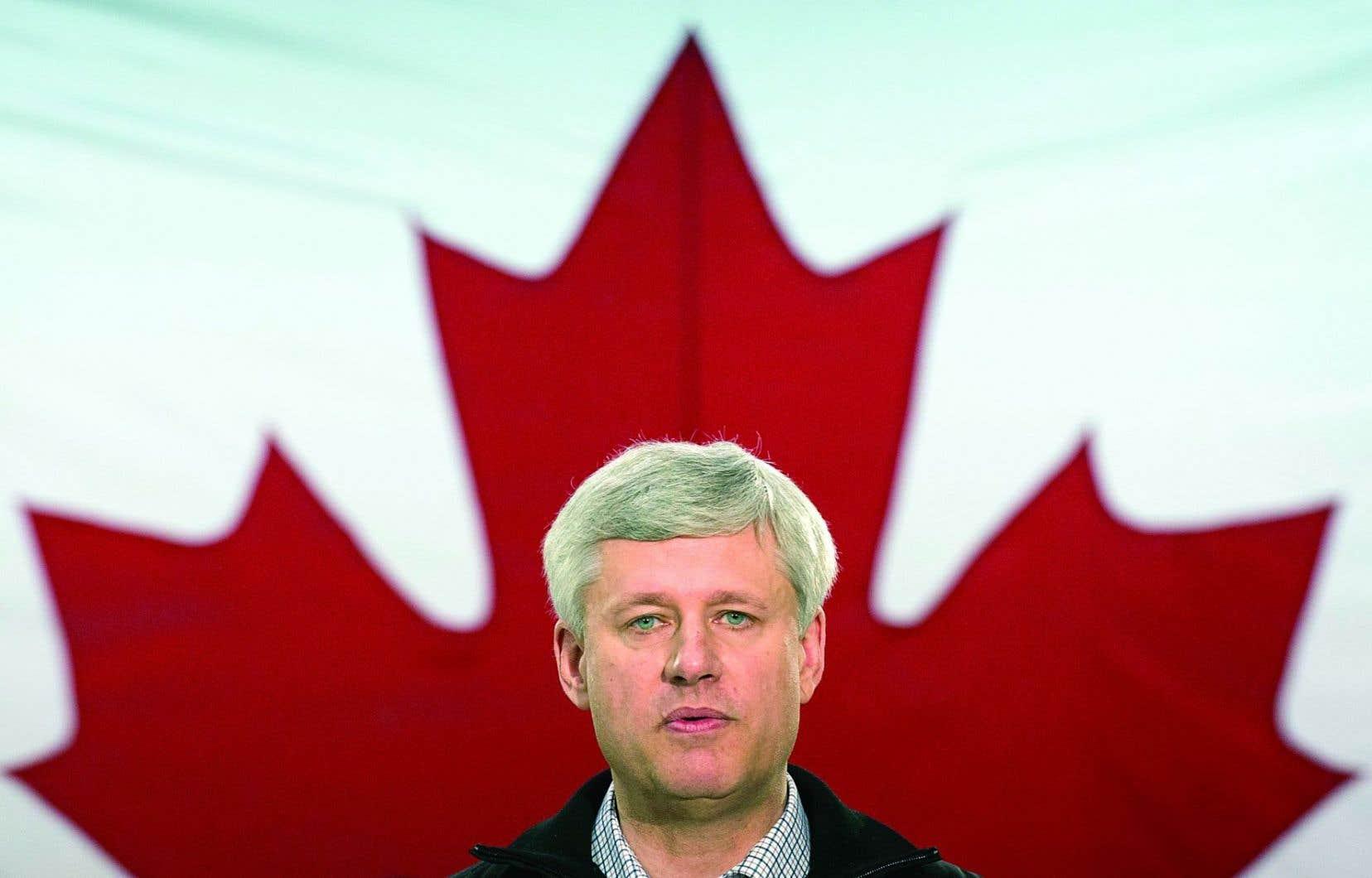 Stephen Harper juge que le Canada en fait assez.