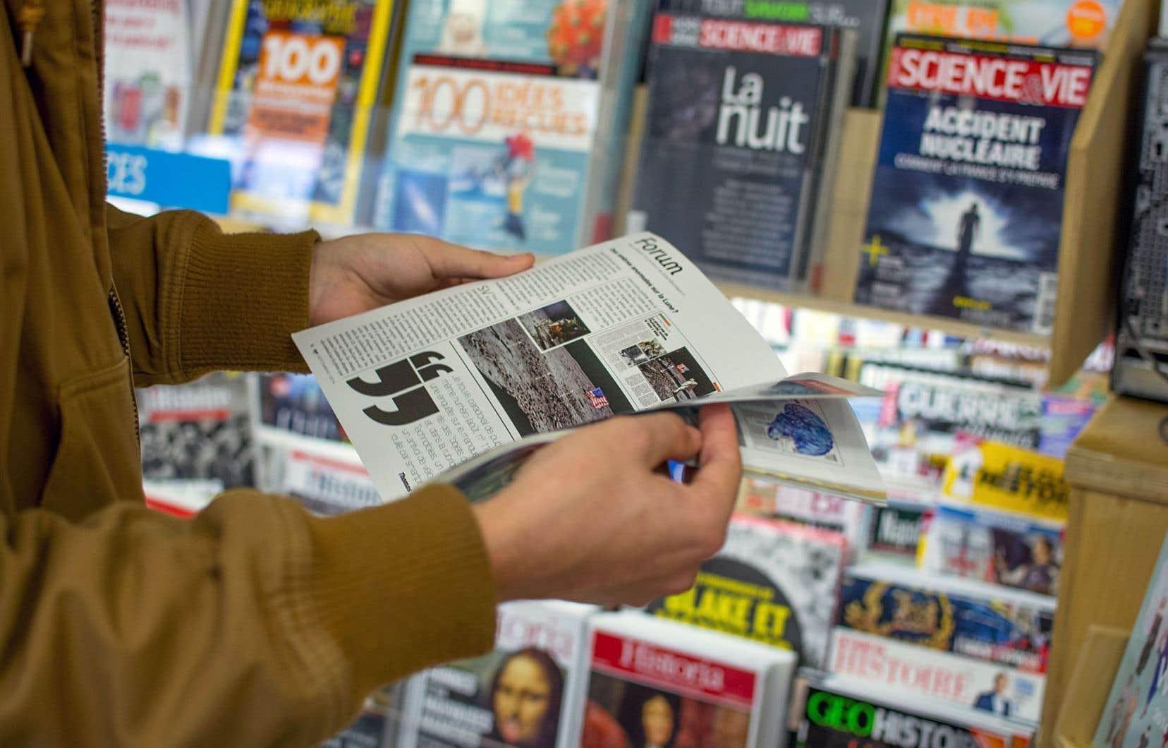 Vingt-huit des 56 revues recommandées pour financement lors du plus récent concours ne recevront aucune subvention du Québec, ni cette année ni l'an prochain.