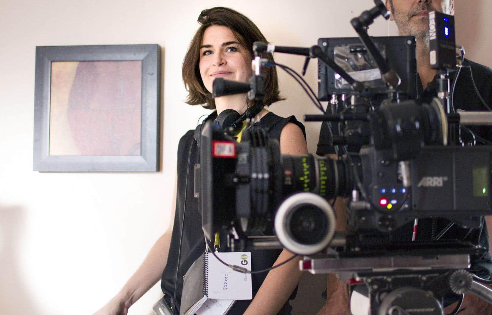Le film «Nelly» est mené par la réalisatrice Anne Émond, dont le premier long métrage «Nuit #1» lui valut de nombreux prix.