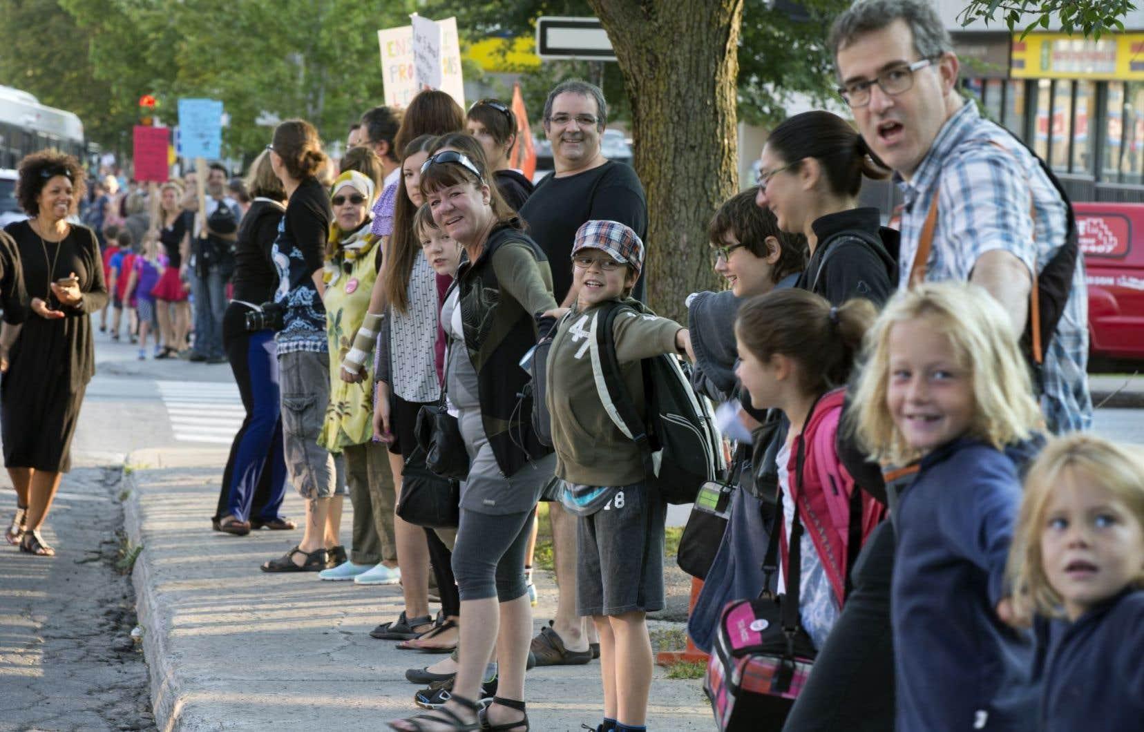 La journée du 30 septembre est celle choisie par Québec pour procéder au décompte des élèves de toutes les écoles du Québec.