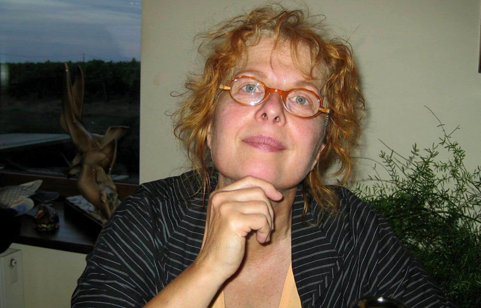 Odette Raymond, personne-ressource à l'Institut des troubles d'apprentissage (ITA) et membre d'Adaptech, un réseau de recherche sur les étudiants collégiaux et universitaires ayant des handicaps