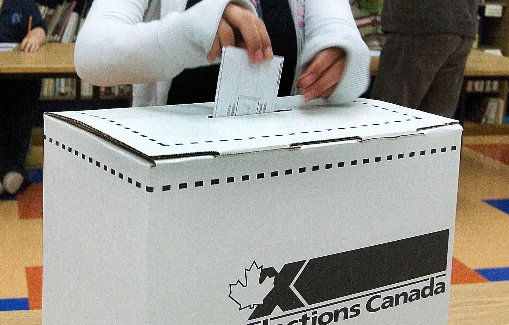 Embûches au vote dans le sud ouest de montréal le devoir