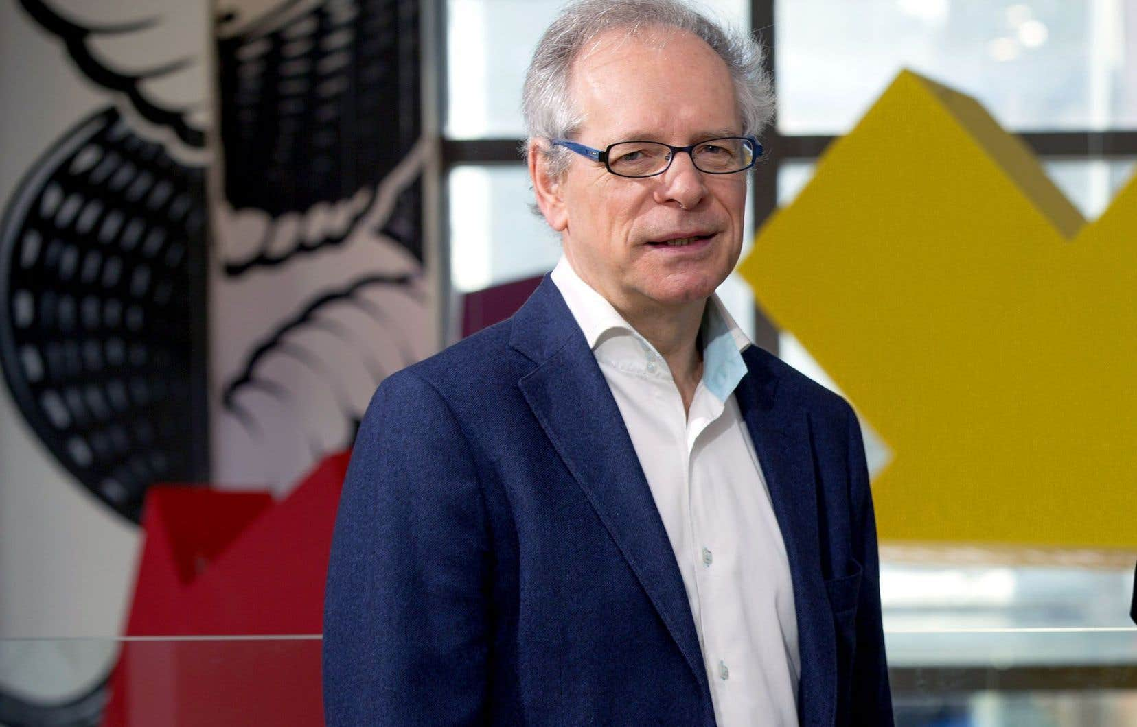 Simon Brault, directeur du Conseil des arts du Canada, reconnaît aujourd'hui que le climat de crainte était assez largement installé dans le milieu culturel.