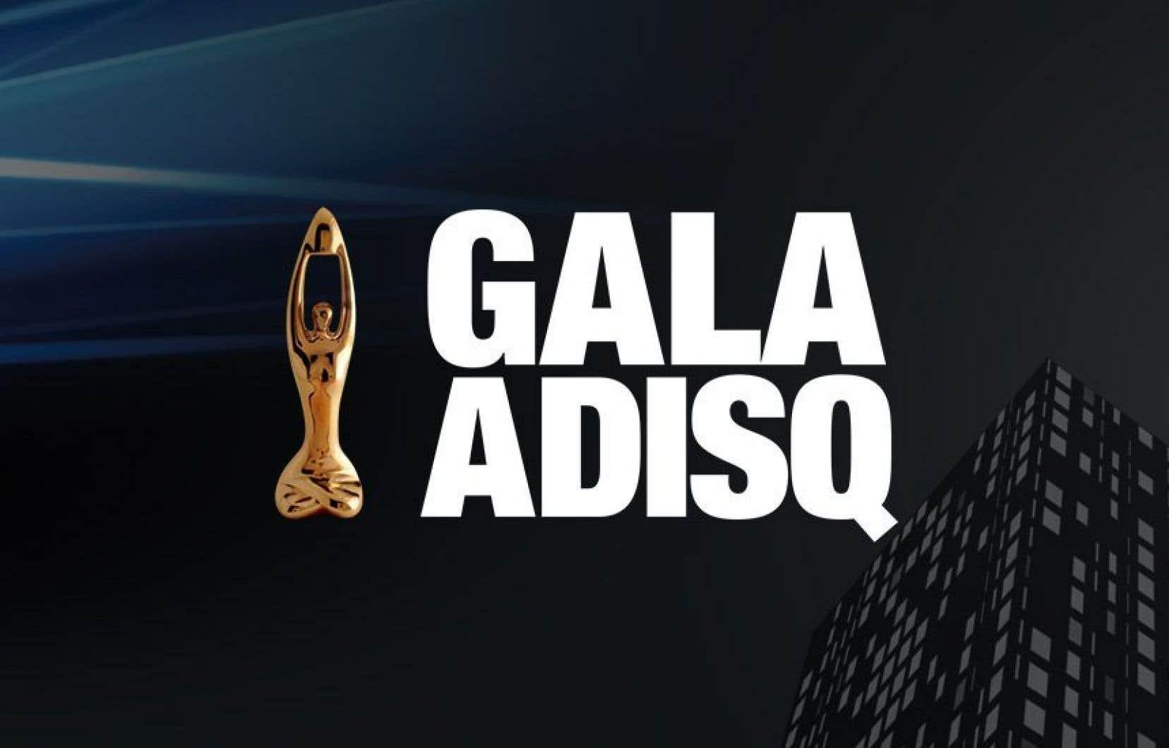 En tout, ce sont17 statuettes qui seront décernées lors du premier gala de l'ADISQ.