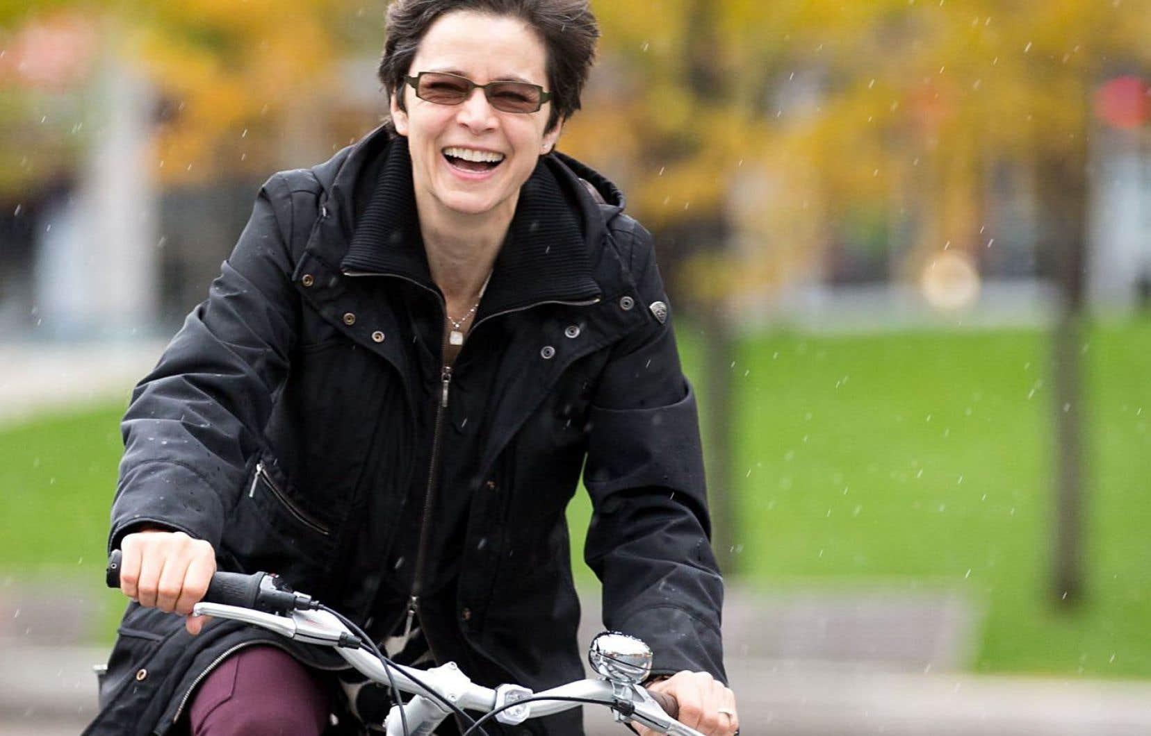 La romancière, dramaturge et comédienne Ann-Marie MacDonald