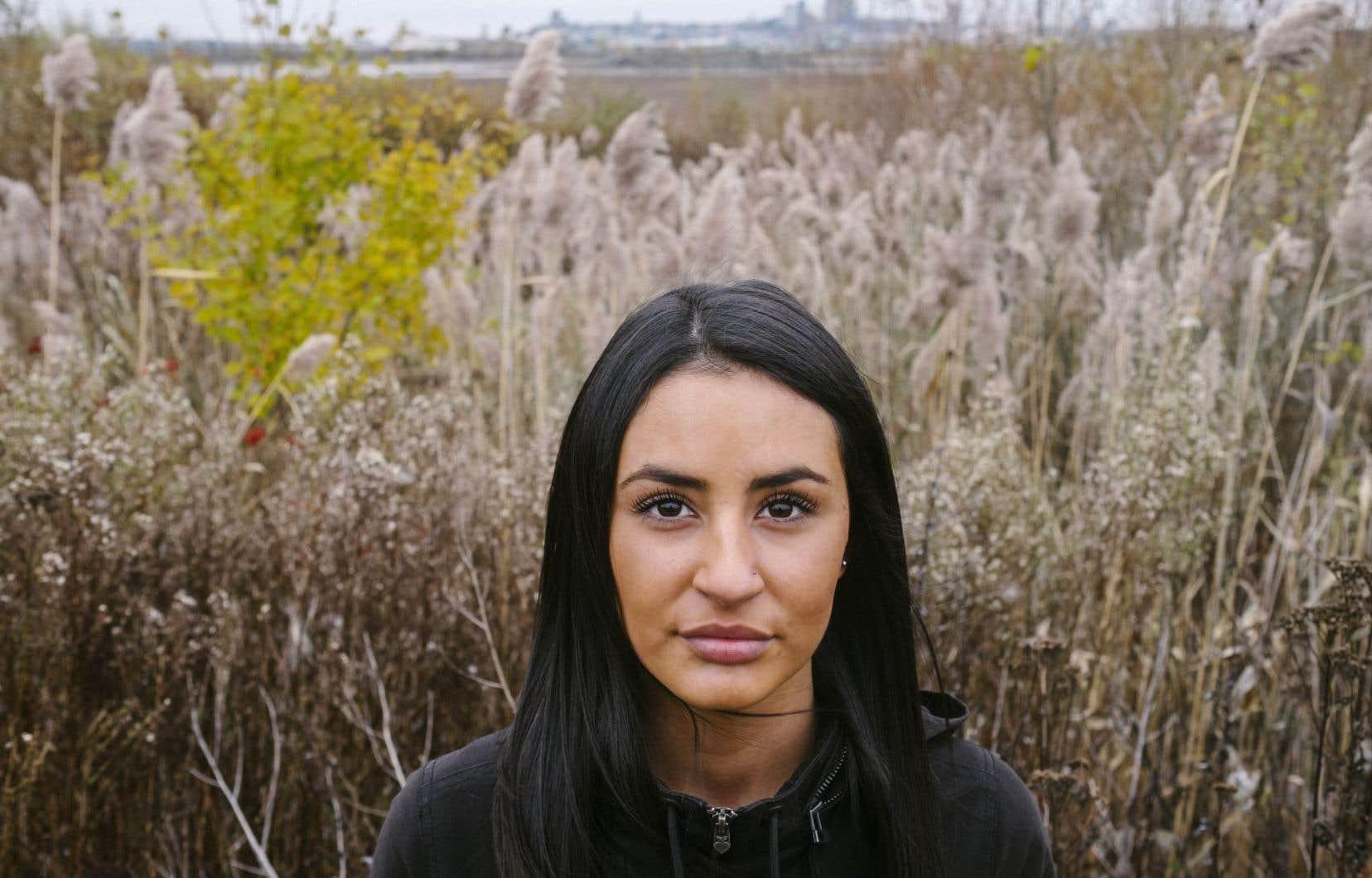 Maïtée Labrecque-Saganash revendique haut et fort son identité autochtone. Fille du député néodémocrate Romeo Saganash, la jeune femme souhaite faire de la politique active pour les Cris.