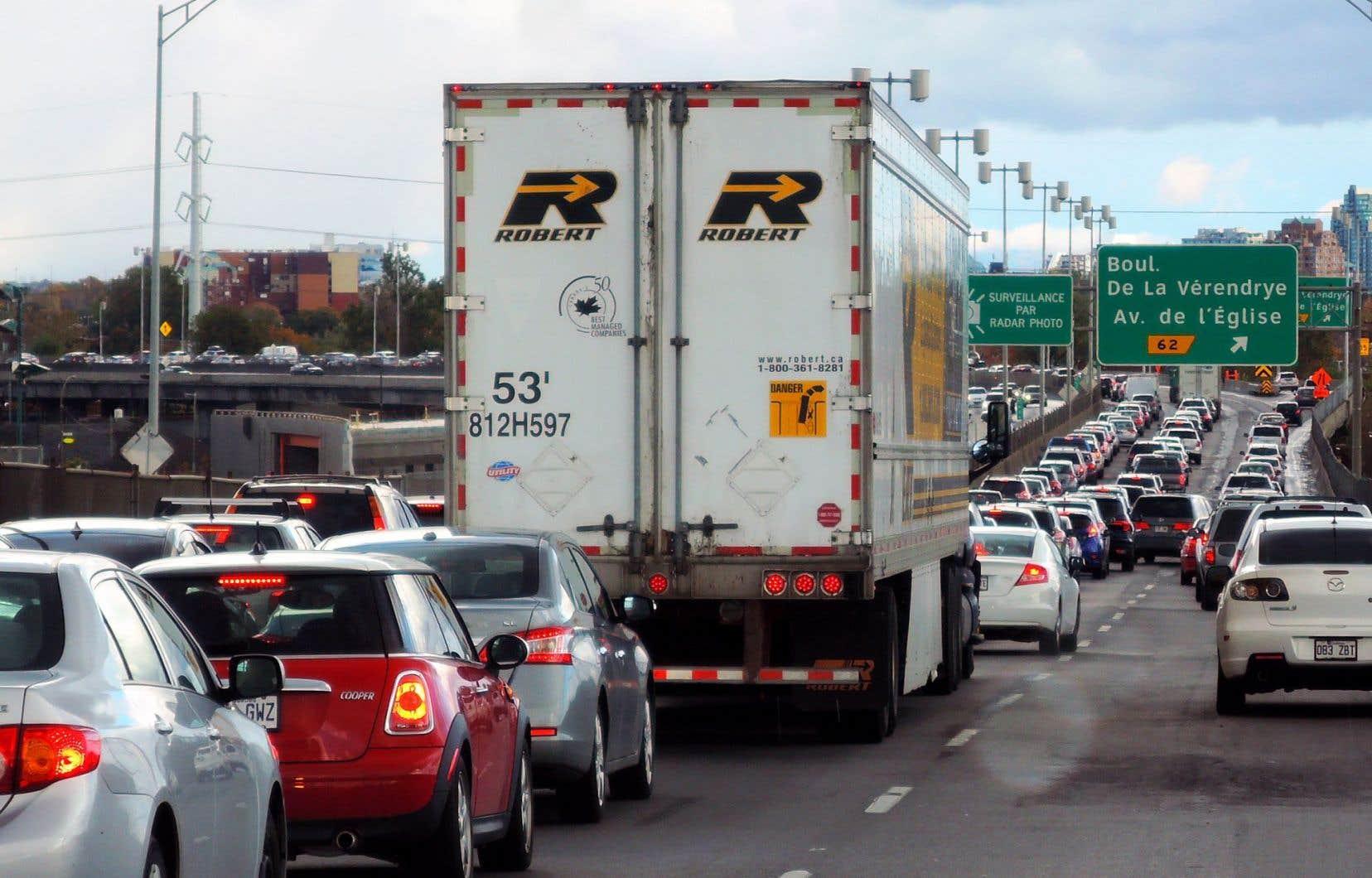 Le Québec ne peut plus se permettre de subventionner le réseau routier et l'étalement urbain.