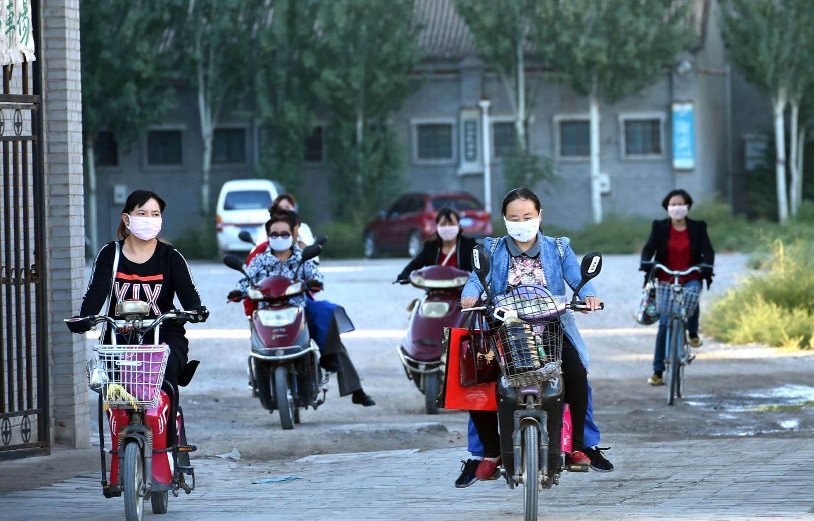 Le ralentissement de la croissance en Chine fait sentir ses effets ailleurs dans le monde.