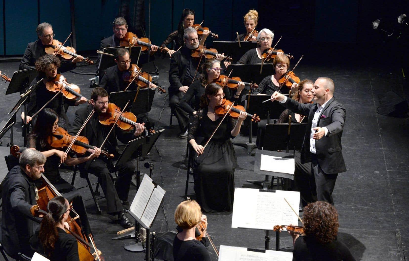 L'Orchestre métropolitain fait partie du groupuscule.