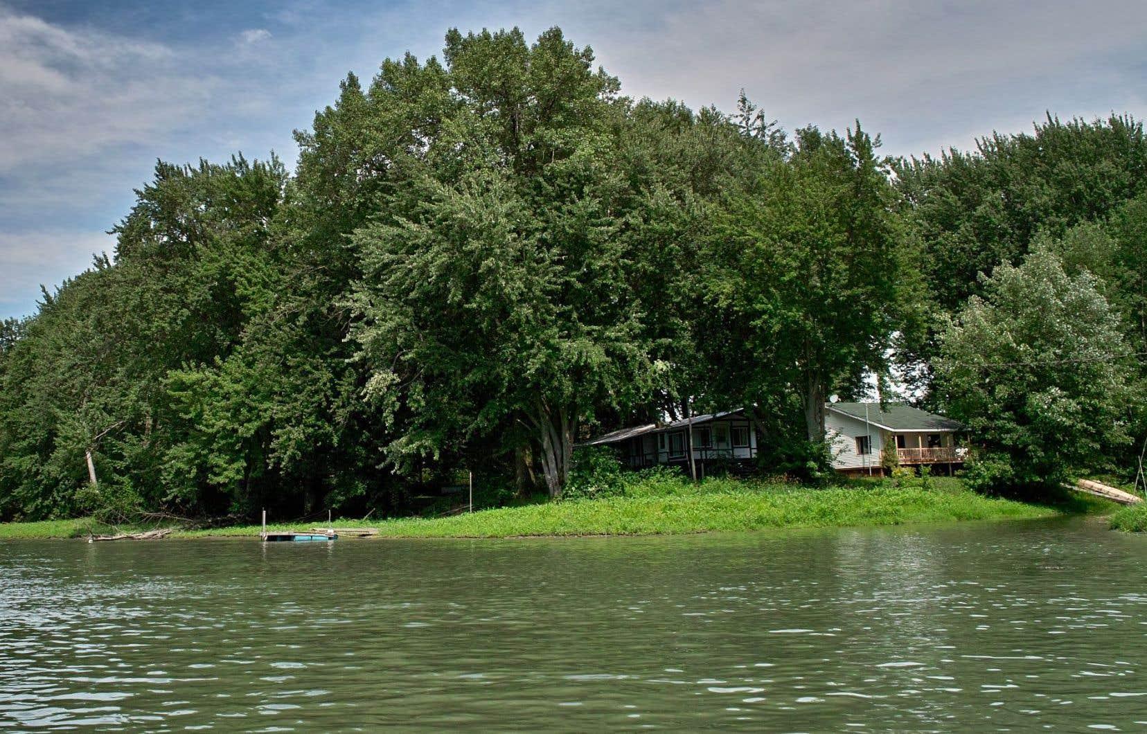 Le lac Saint-Pierre a été désigné Réserve mondiale de la biosphère par les Nations unies en l'an 2000.