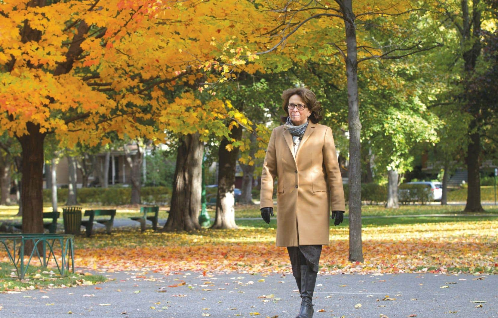 La mairesse d'Outremont, Marie Cinq-Mars, craque tout particulièrement pour ses espaces verts, entre autres le parc Outremont à l'angle des rues Saint-Viateur et Outremont.