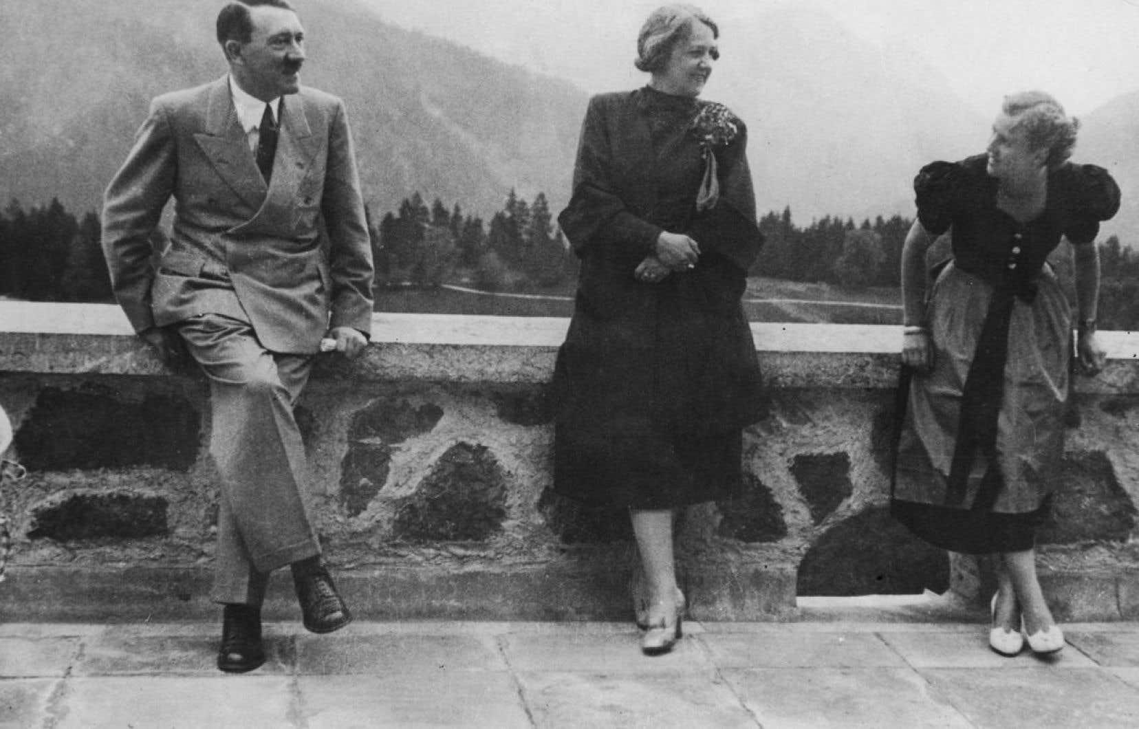 Chez Adolf Hitler, la sexualité passe essentiellement par ses redoutables talents d'orateur.