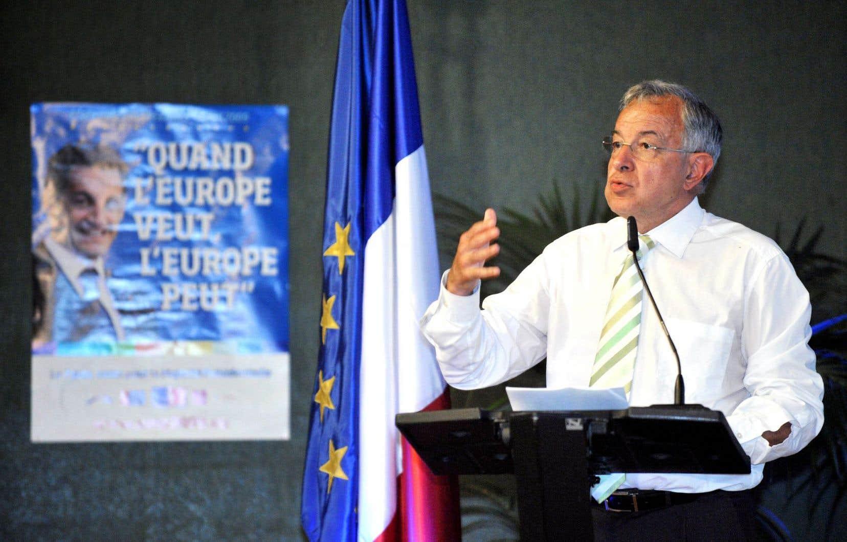 Alain Lamassoure: «Il y aura désormais un avant et un après LuxLeaks, comme il y a eu un avant et un après Lehman Brothers.»