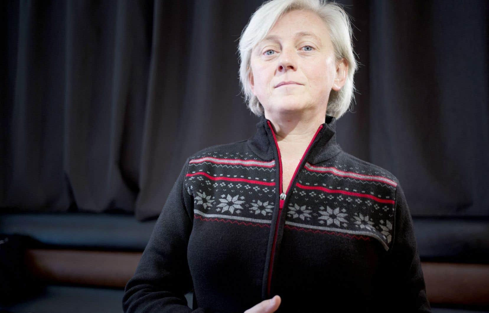 En réalisant un documentaire sur la regrettée Chantal Akerman, Marianne Lambert a voulu lui enlever l'étiquette de cinéaste intellectuelle.