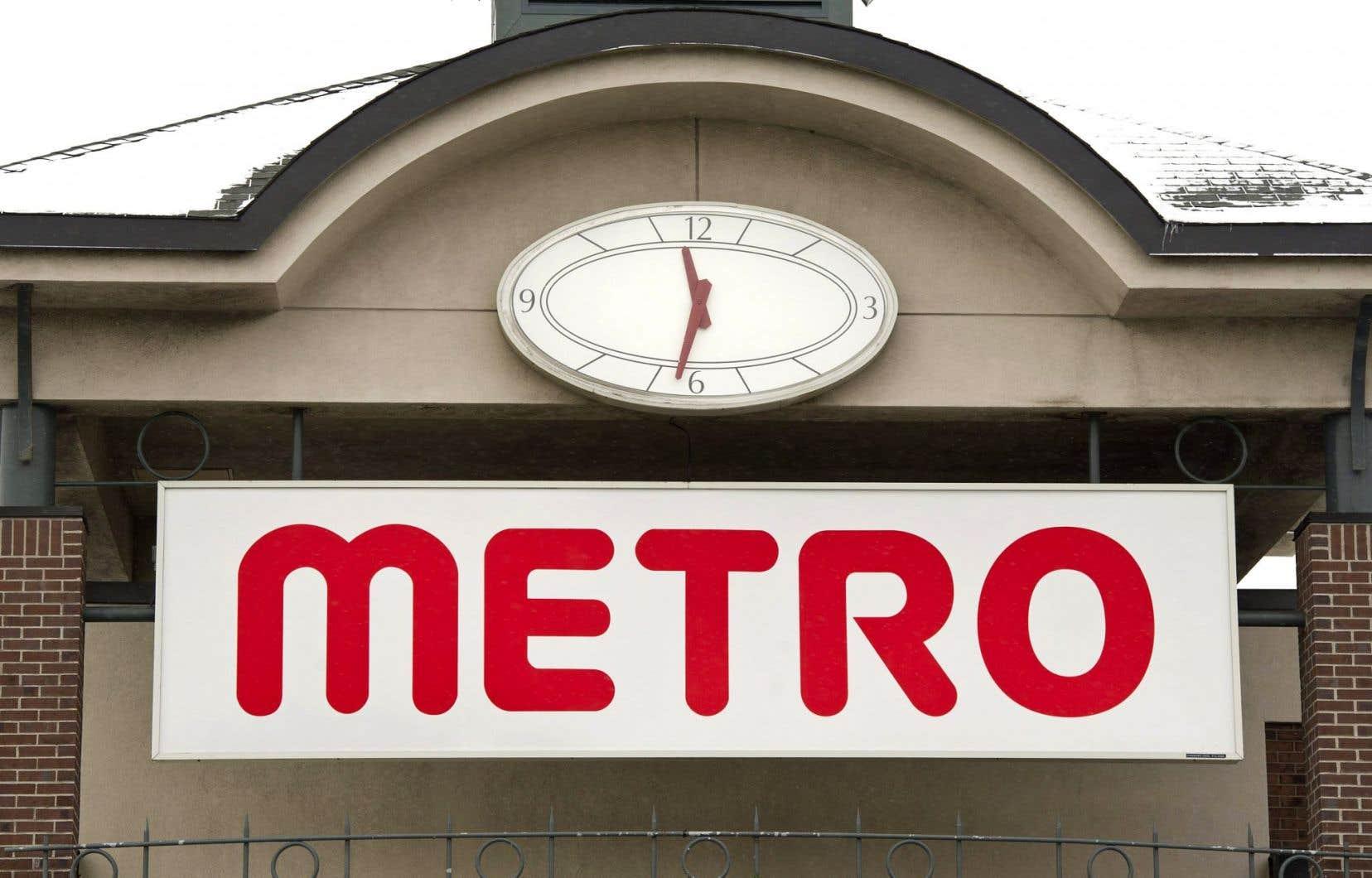 En moyenne, Metro injecte annuellement 250 millions dans son réseau. Pour l'exercice 2015, les investissements ont atteint 259 millions.