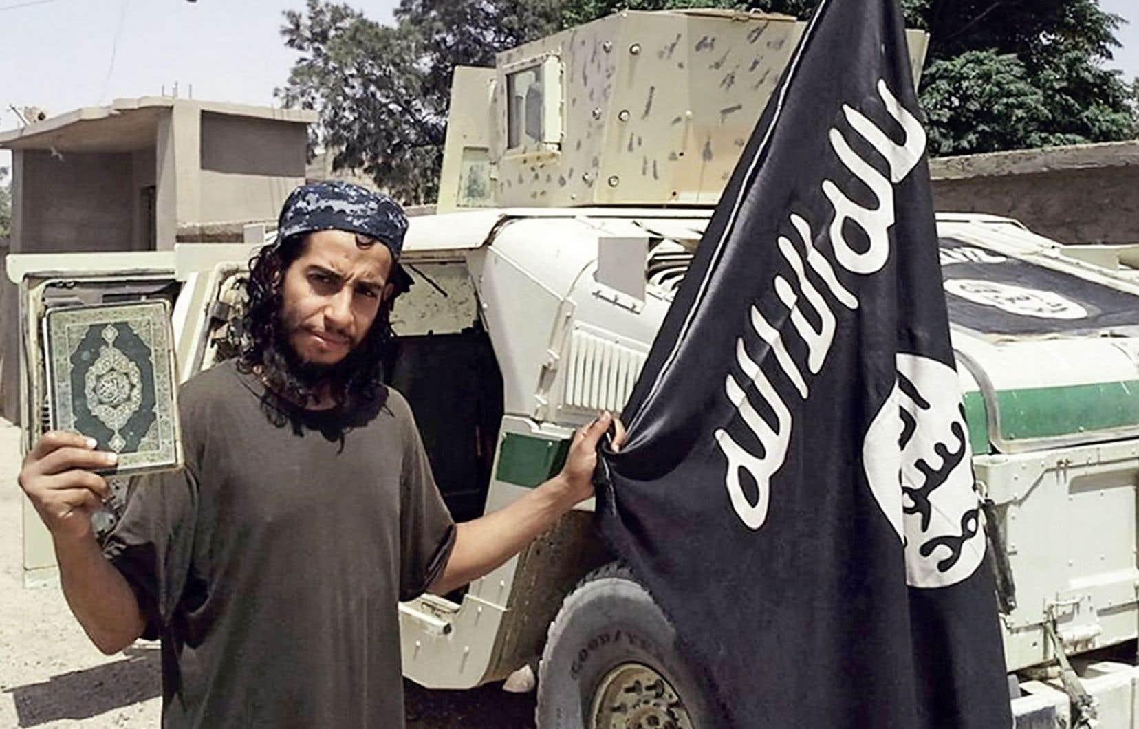 Abdelhamid Abaaoud, décrit comme l'architecte des attentats de Paris, a été tué par la police mercredi.