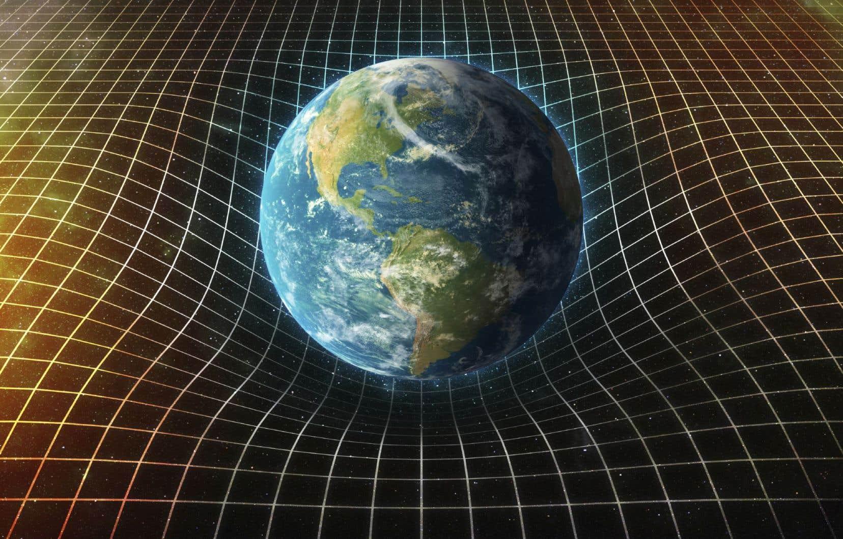 la relativite generale