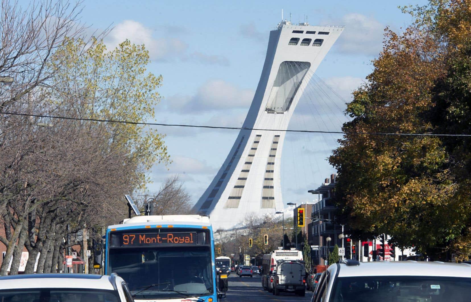 Les citoyens d'une ville comme Montréal ont une relation privilégiée avec les transports.