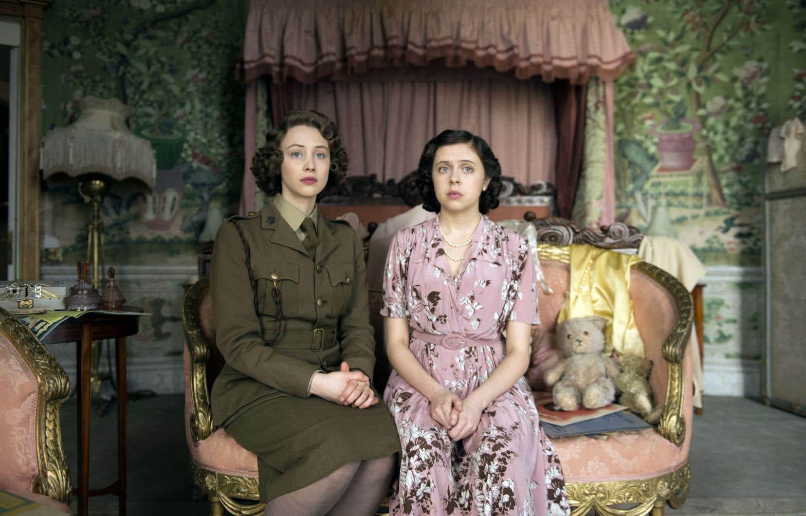 Les sœurs Elizabeth et Margaret auront droit à une «nuit folle» parmi leurs sujets.