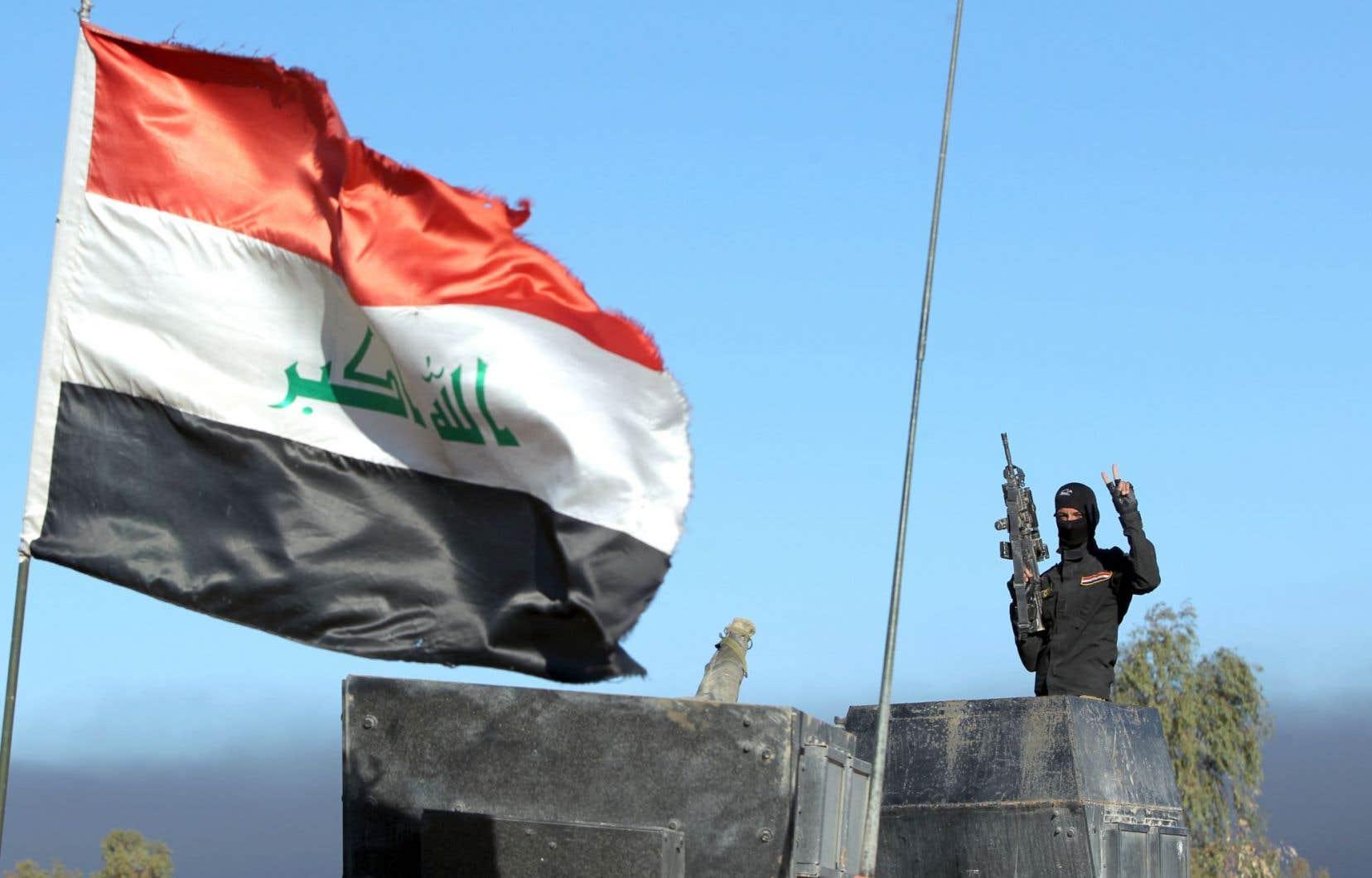 Les forces de sécurité irakiennes consolidaient mercredi leurs positions à Ramadi, chef-lieu de la province d'Al-Anbar.