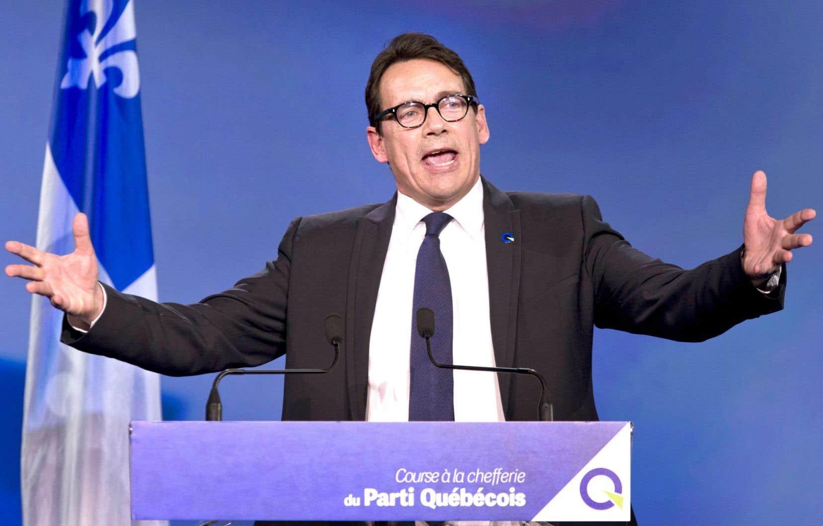 L'étoile du nouveau chef du PQ, Pierre Karl Péladeau, semble déjà avoir commencé à pâlir.