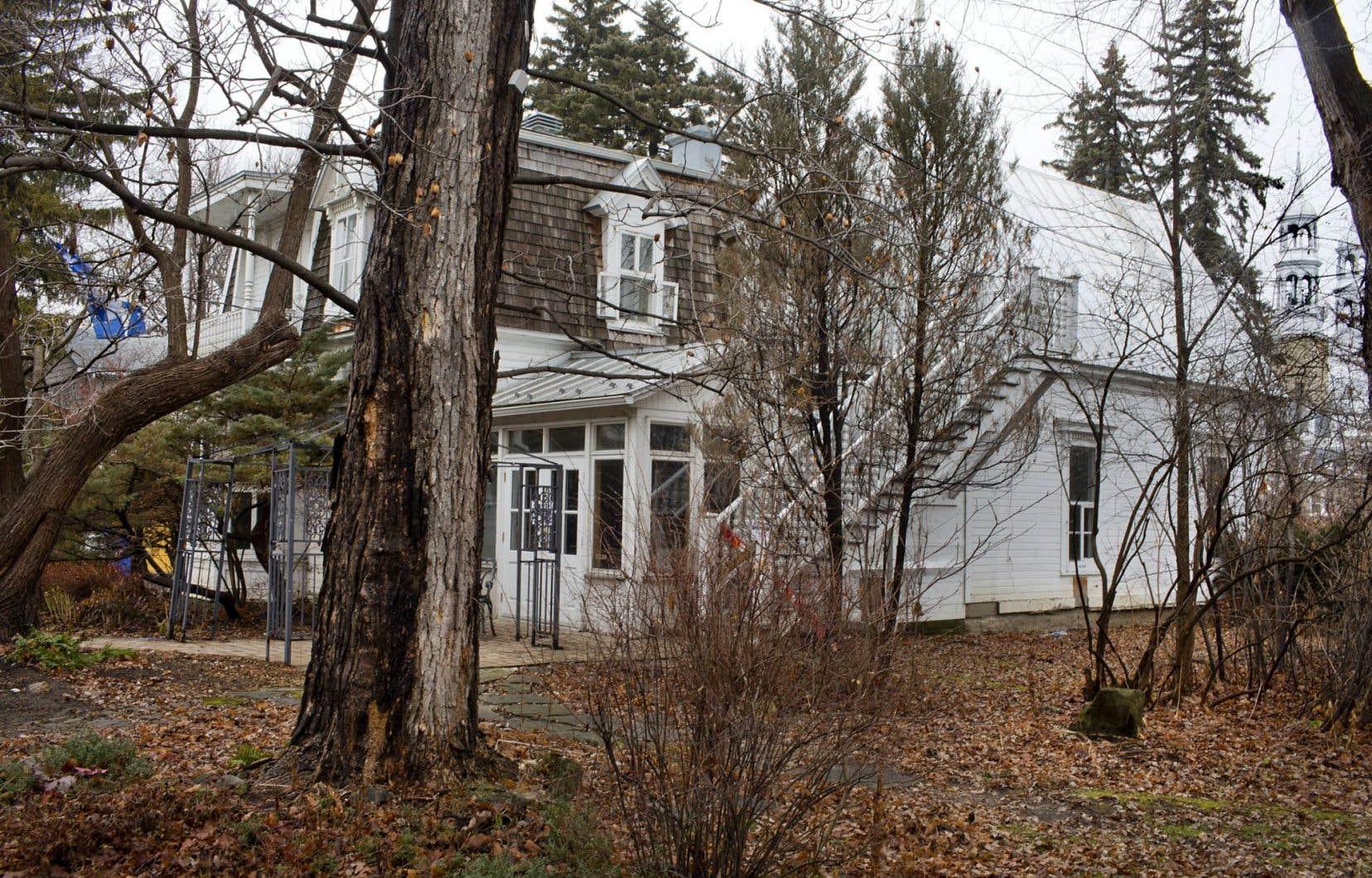 Selon une évaluation, la maison où a notamment vécu le premier ministre Paul Sauvé nécessiterait des travaux de 2,8millions.