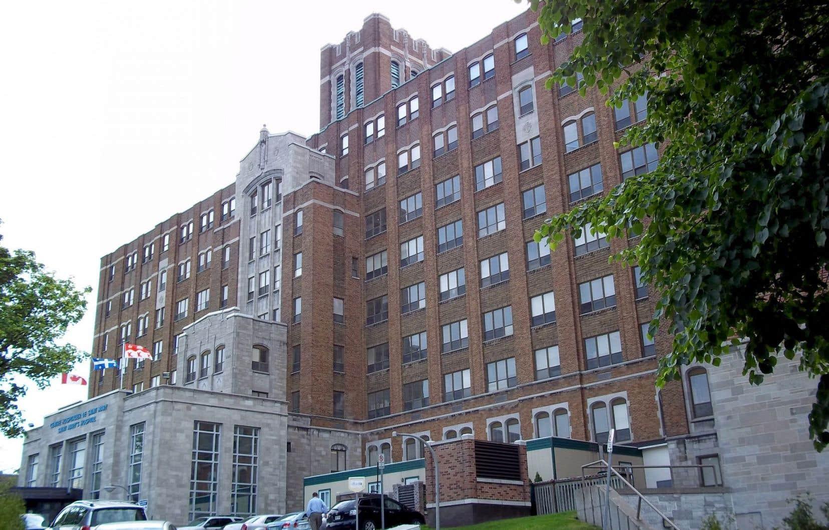 L'hôpital St. Mary