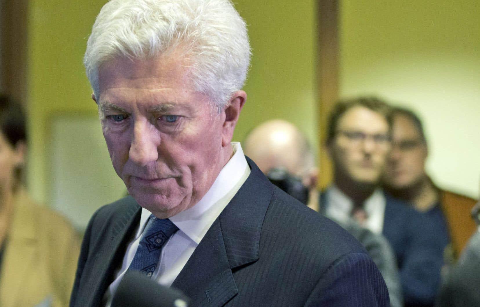 Gilles Duceppe a effectué un retour comme chef du Bloc québécois lors de la dernière campagne électorale.