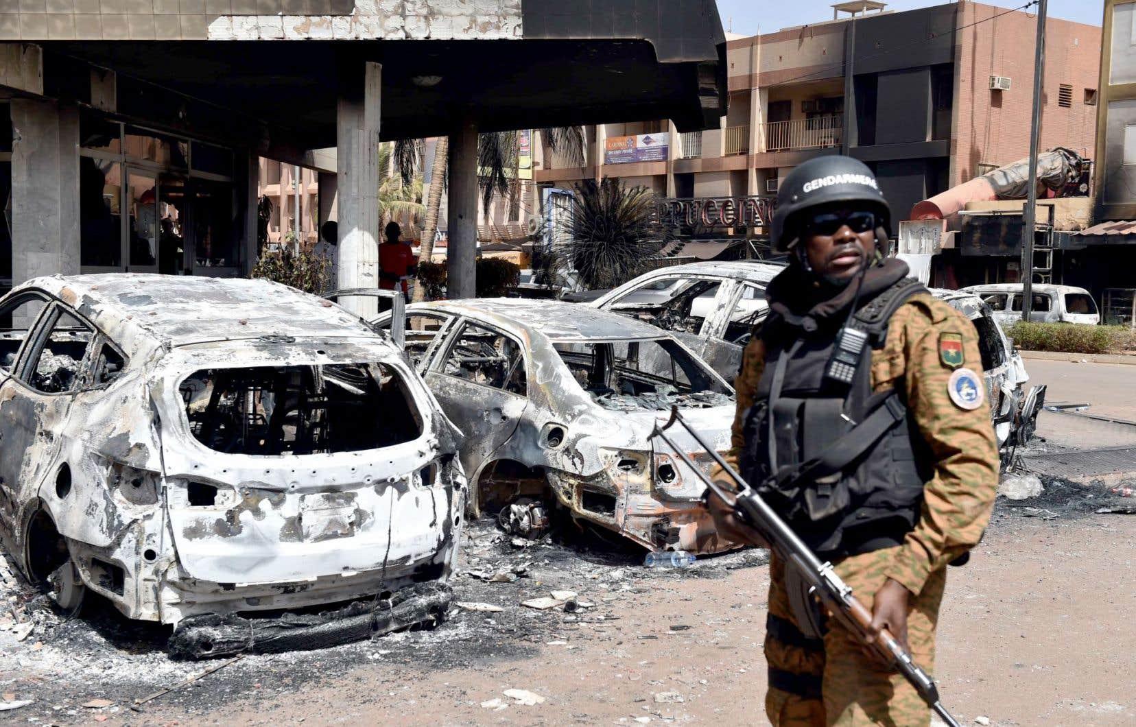 Six Québécois ont été tués dans l'attentat qui a été perpétré à l'hôtel Splendid de Ouagadougou, vendredi dernier.