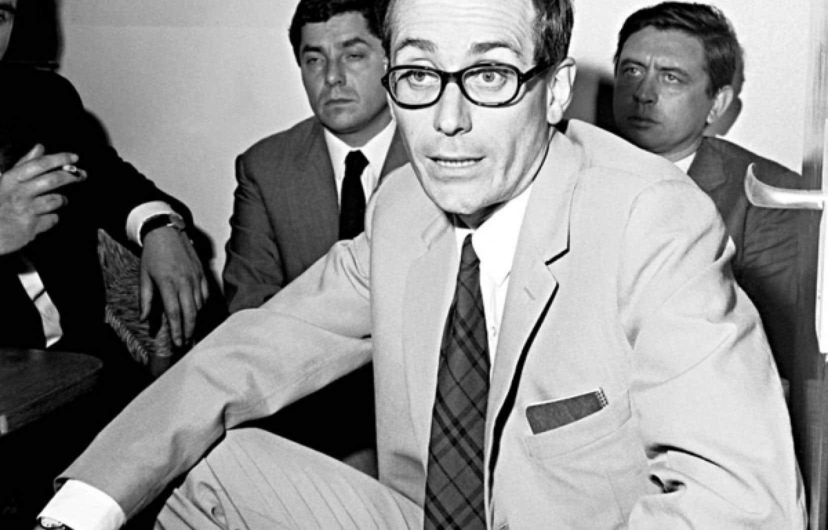 L'éditeur François Maspero en 1967