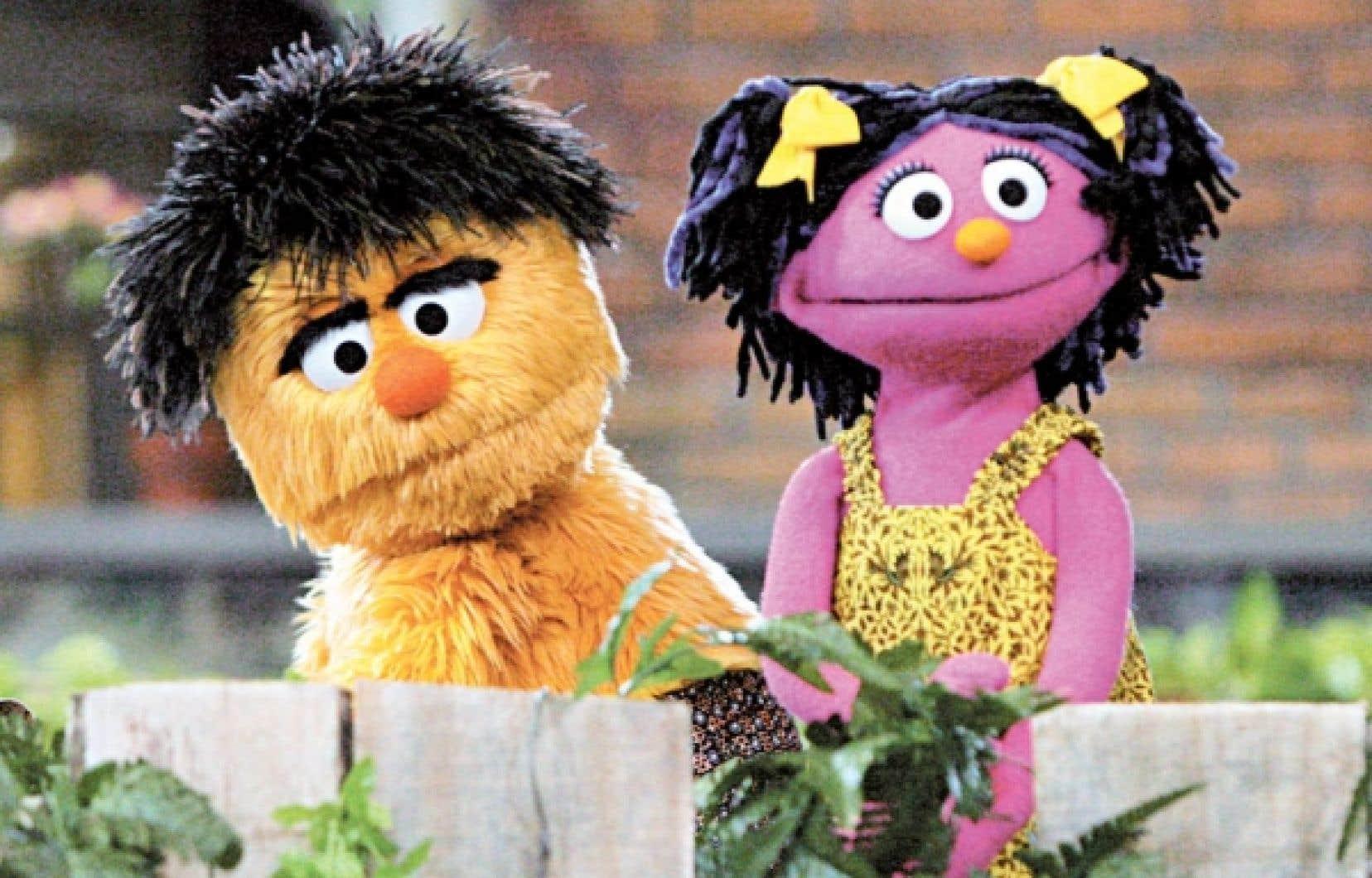 Sesame Street figure en bonne place au panthéon de la culture populaire mondiale.
