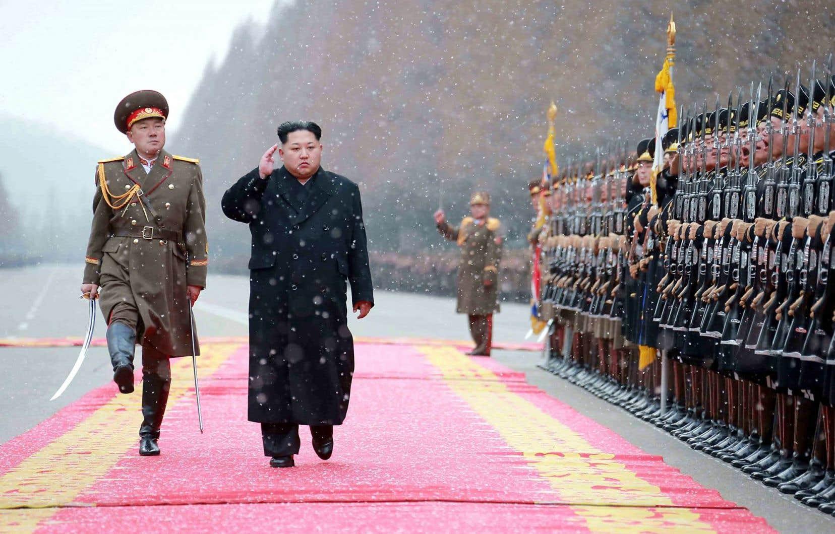 Nous en sommes à la troisième génération de la dynastie des Kim, et l'aura commence à s'évaporer.