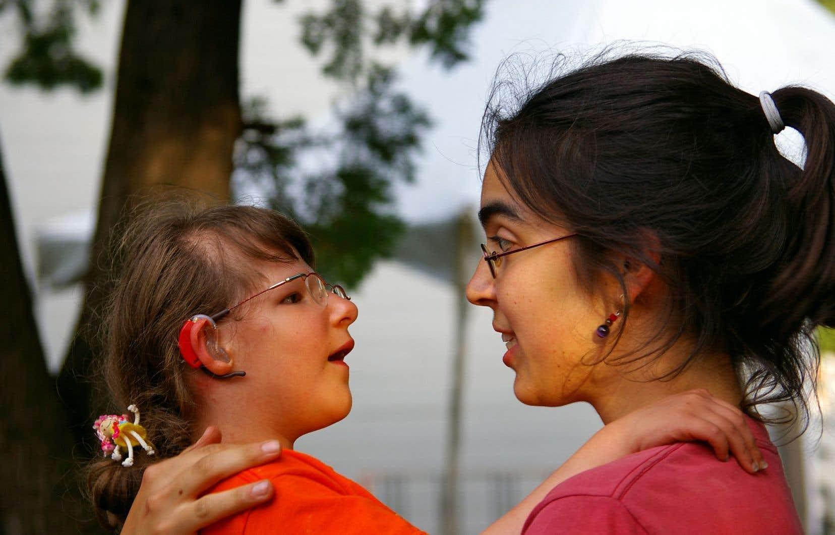 Le Camp Papillon est spécialisé dans l'accueil des jeunes avec un handicap depuis 1938.