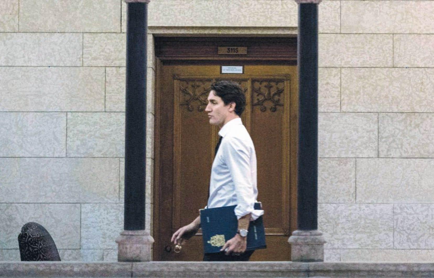Le temps des décisions approche pour le premier ministre, Justin Trudeau.