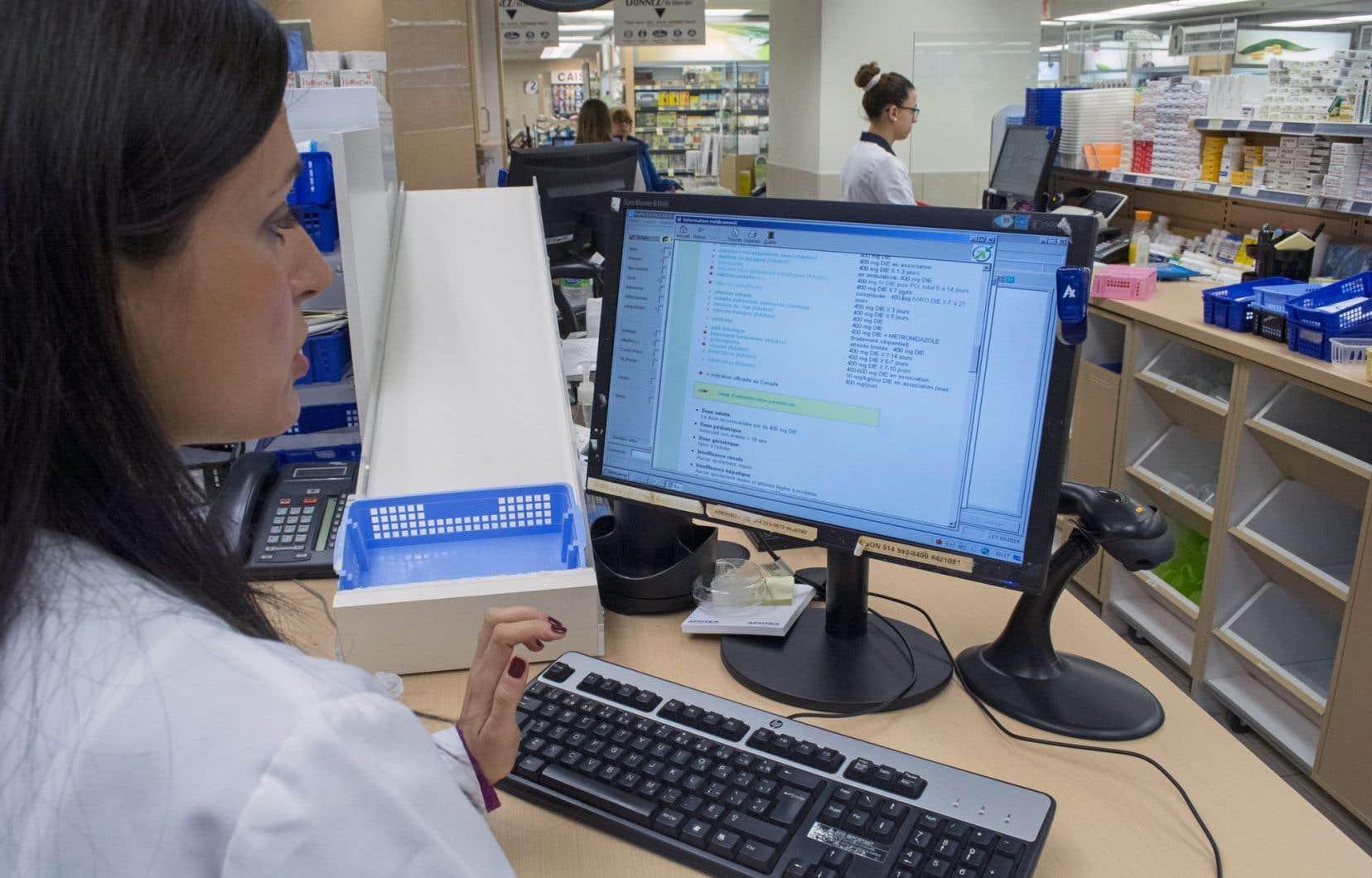 Selon l'Association des couples infertiles, les pharmaciens ont commencé à préparer leur clientèle à la désassurance des médicaments.