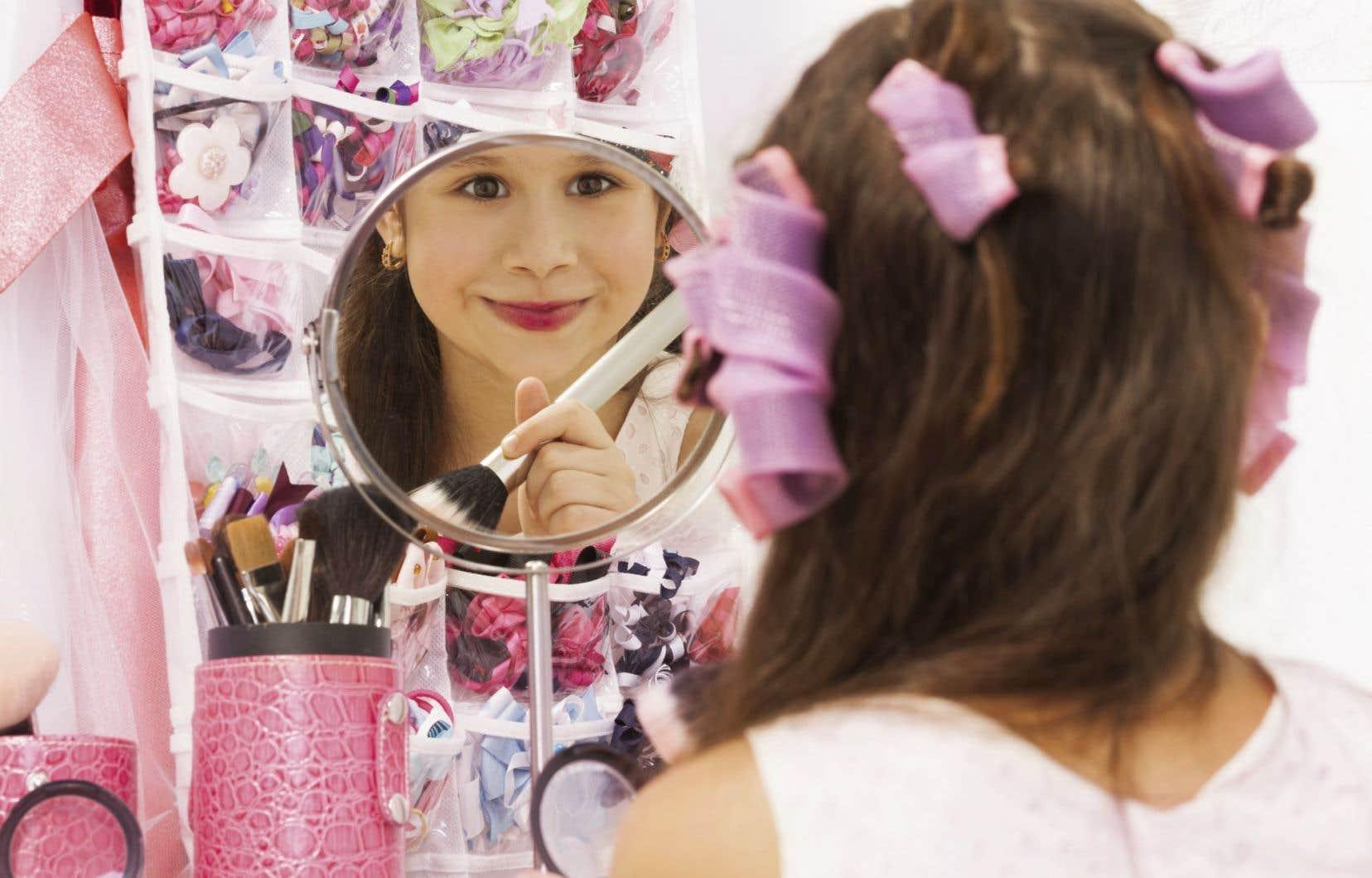 Le camp de jour «100 % Look» proposeune visite d'une durée de deux heures d'une esthéticienne pour les groupes de filles de plus de onze ans.
