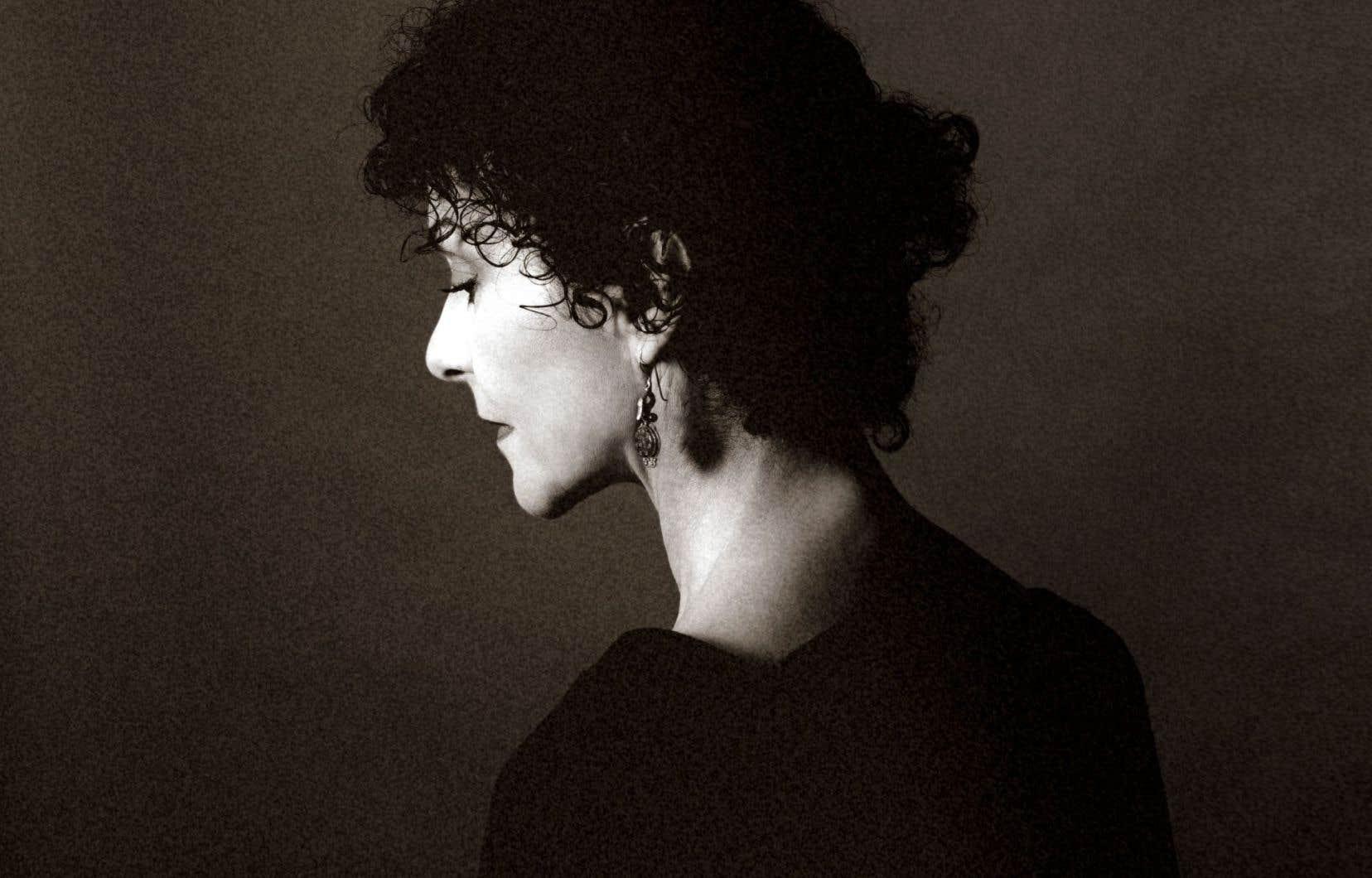 Angélique Ionatos a créé un disque autour de la crise grecque. Elle le qualifie elle-même de «cri de révolte».