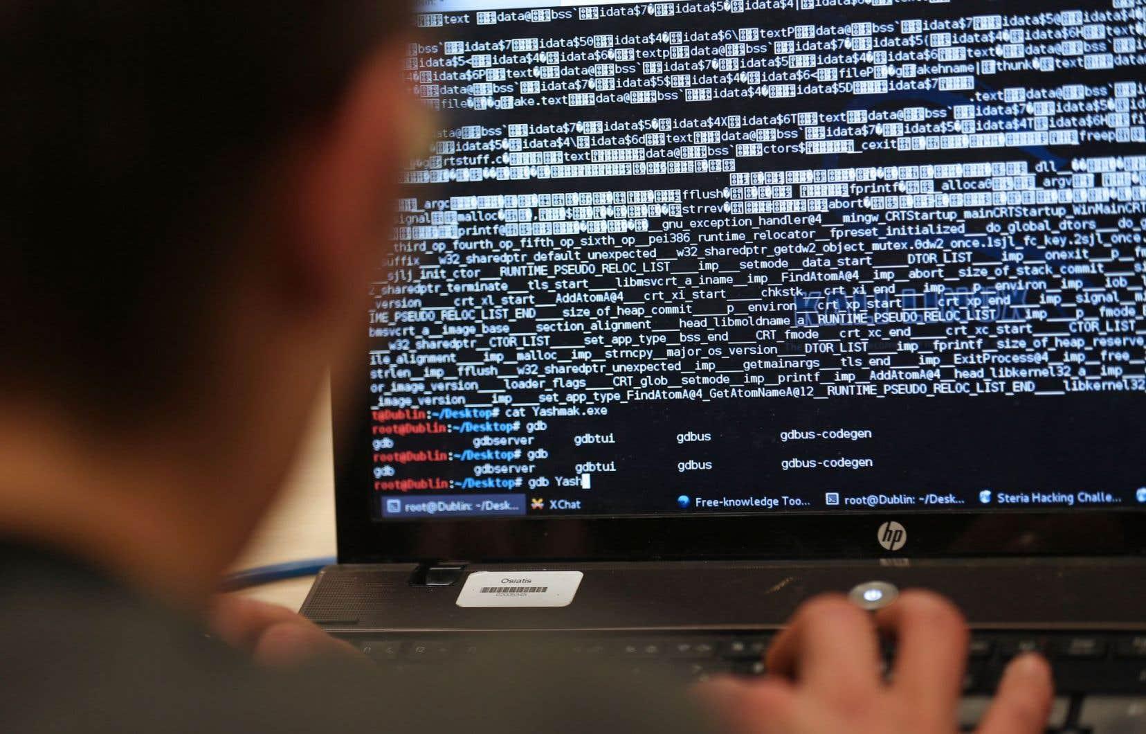 Les cybercriminels infiltrent par exemple le système d'une entreprise, cryptent les données et réclament une rançon pour les rendre à nouveau accessibles.
