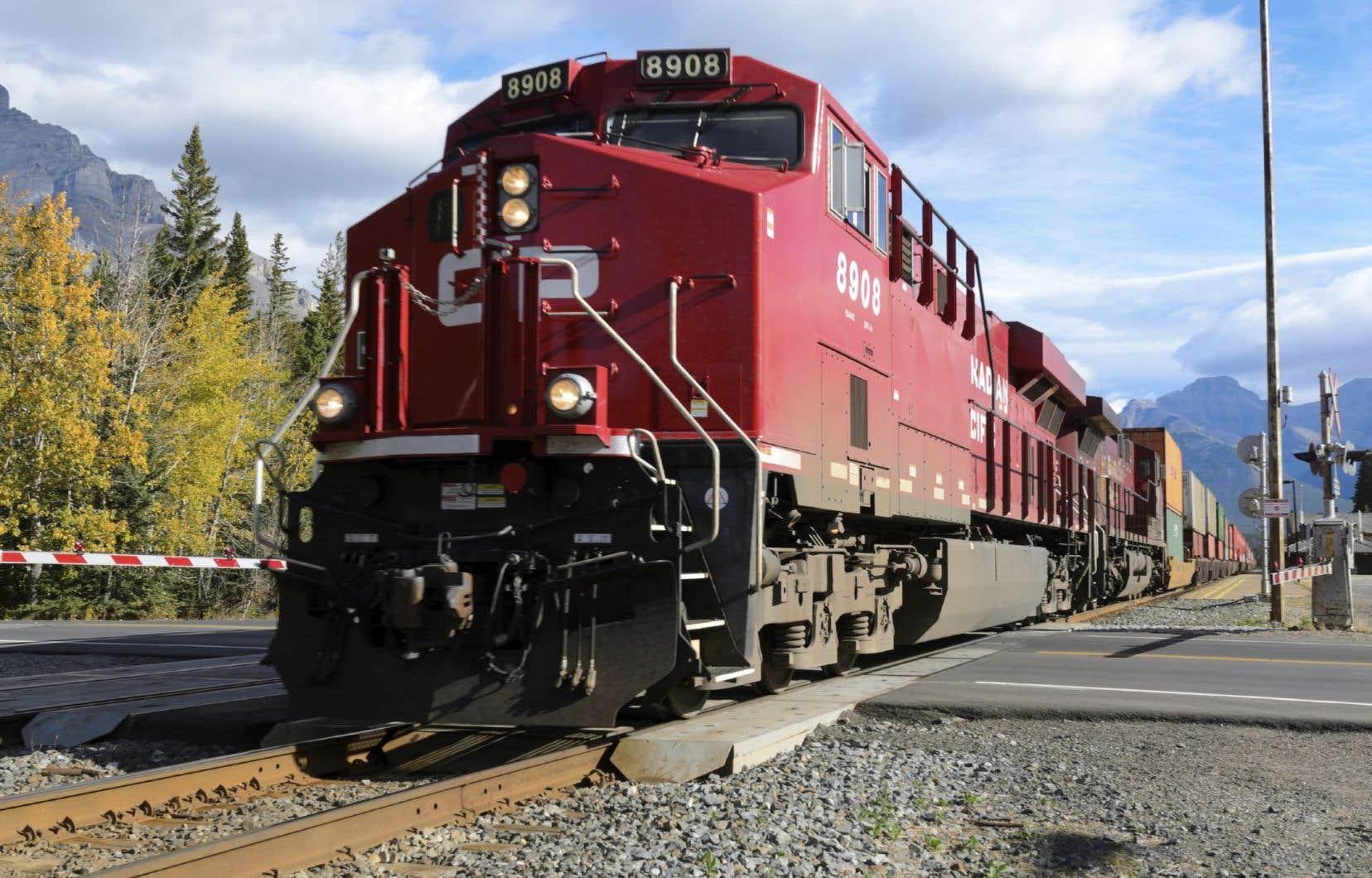 Le Canadien Pacifique tente de répondre aux inquiétudes de Norfolk concernant le Surface Transportation Board des États-Unis.