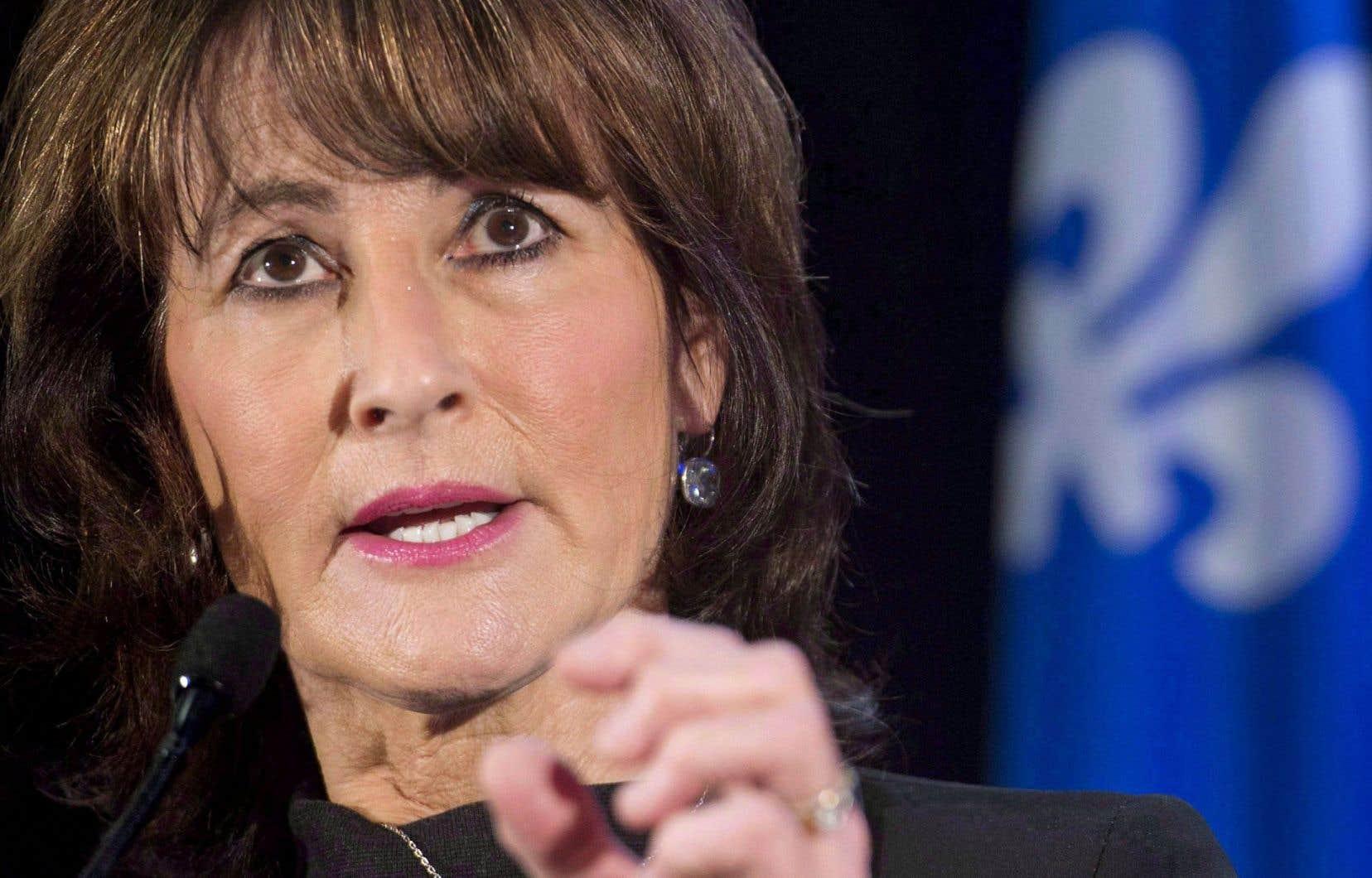 La ministre Kathleen Weil est intervenue personnellement pour que son ministère prenne les choses en main.