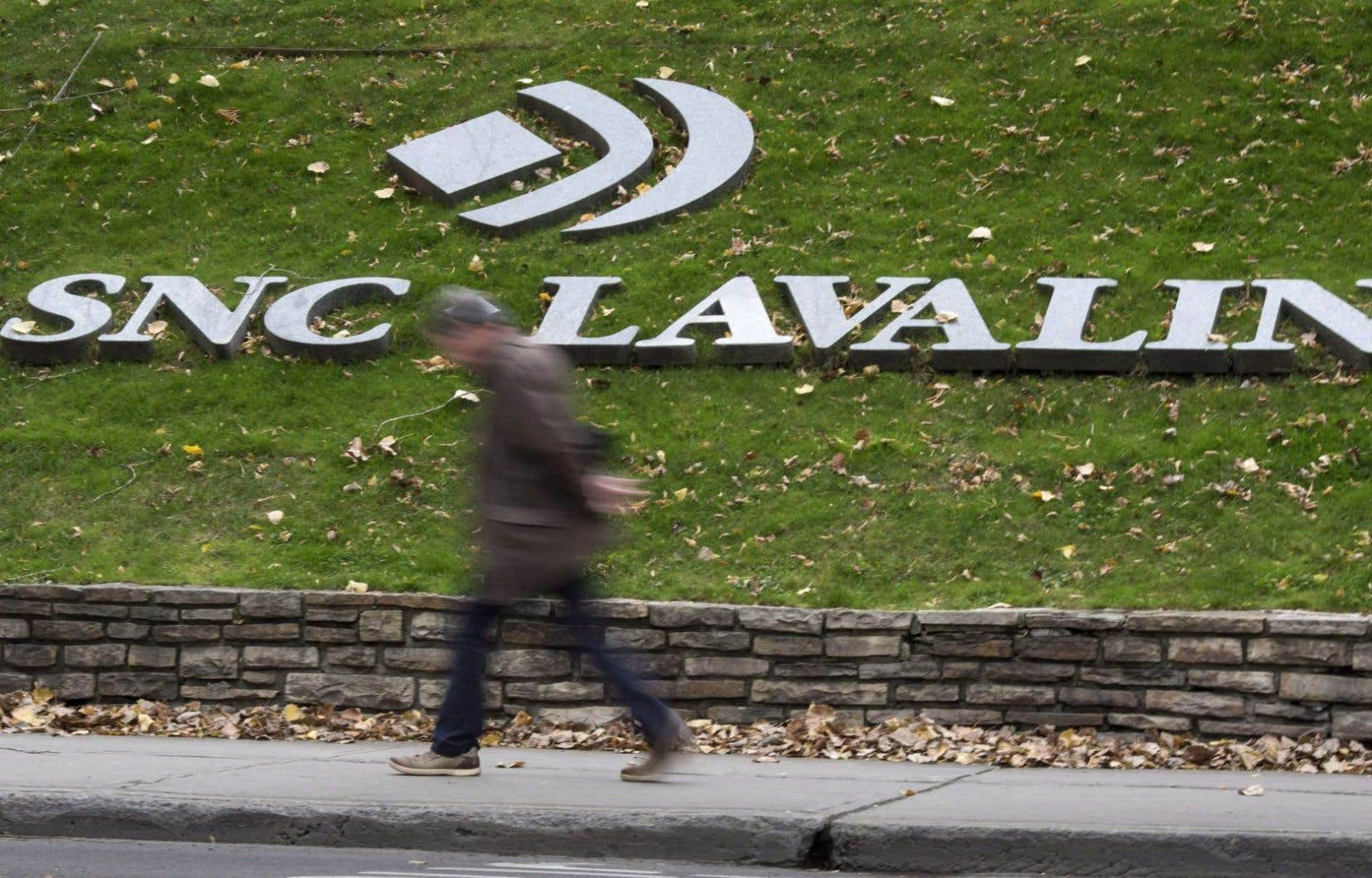 SNC-Lavalin a engrangé un profit de 49,2millions, ou de 33¢ par action, au quatrième trimestre.