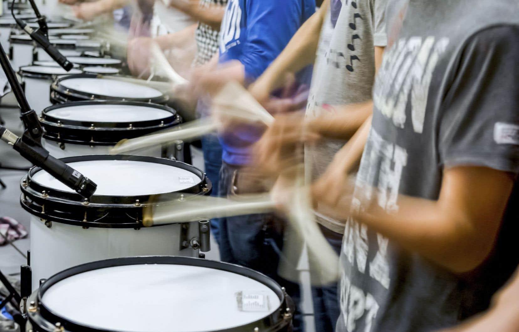 Si vous jouez d'un instrument ou si vous chantez, il importe de pouvoir s'accorder à la vitesse du groupe.
