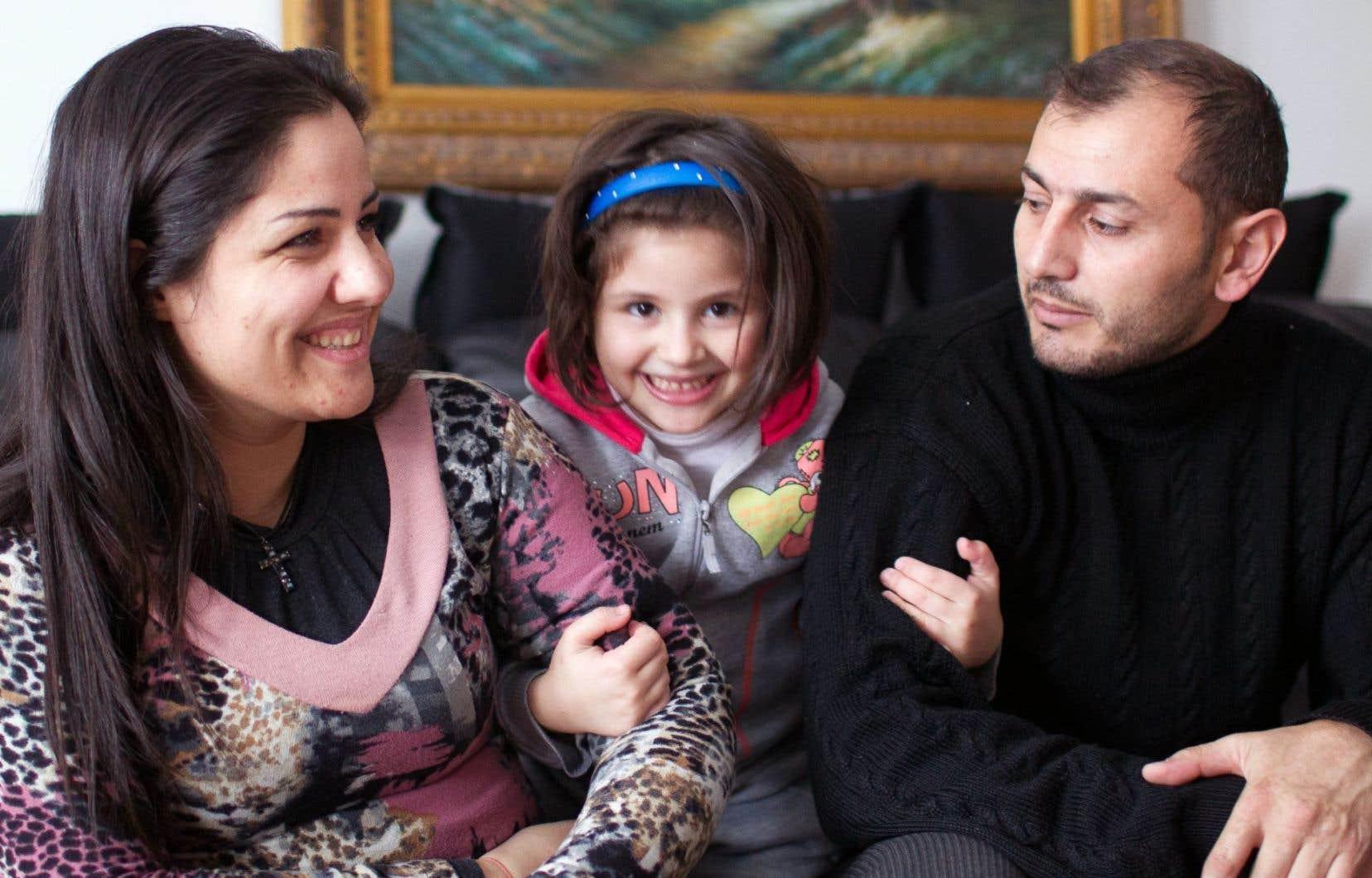 Les besoins des réfugiés sont nombreux à leur arrivée au pays.