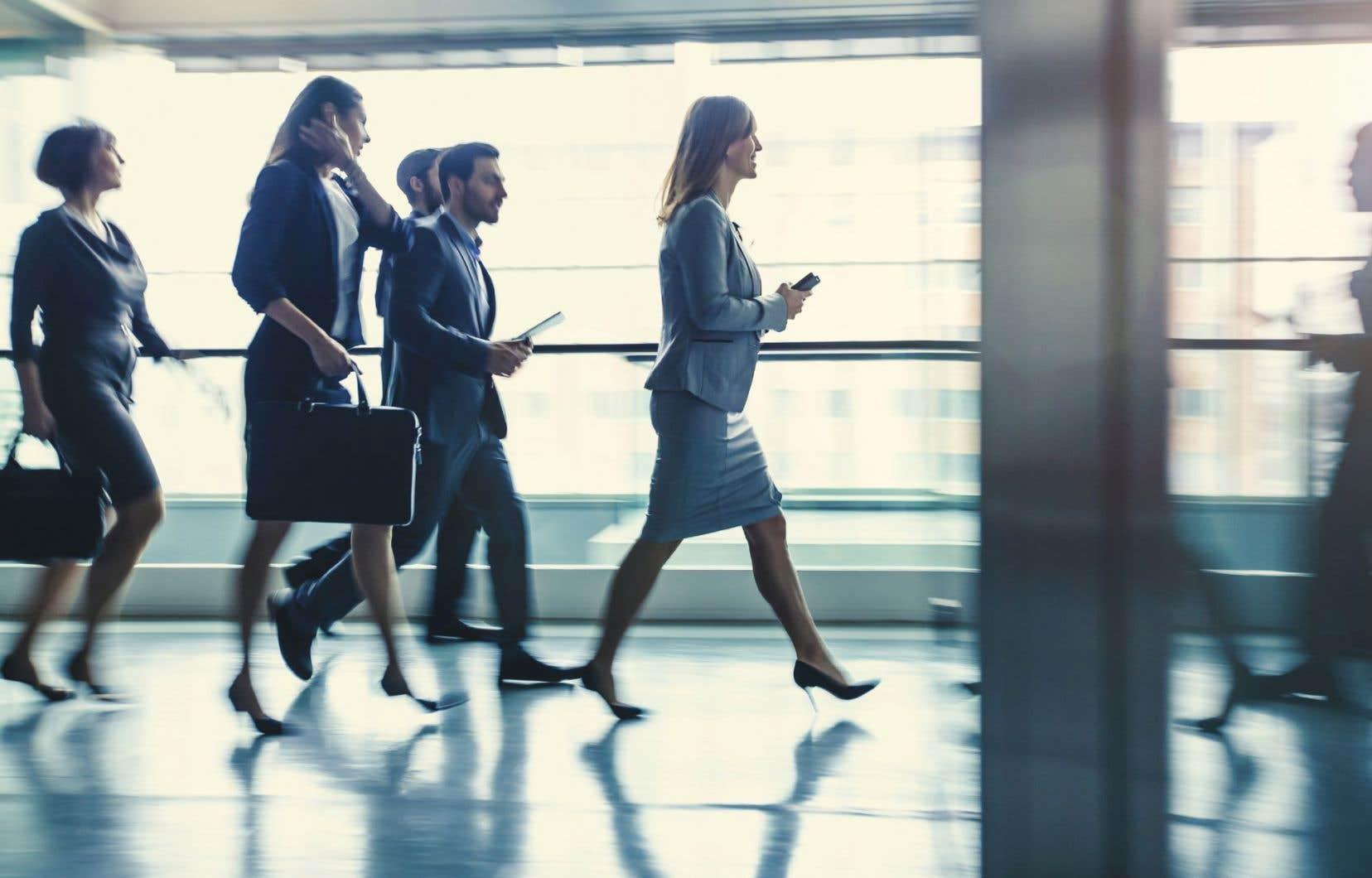 Les entreprises de l'Europe de l'Est dominent la liste avec un taux de postes de direction occupés par des femmes de 35 %, alors que seulement 16 % des entreprises n'ont aucune femme dans ces fonctions.