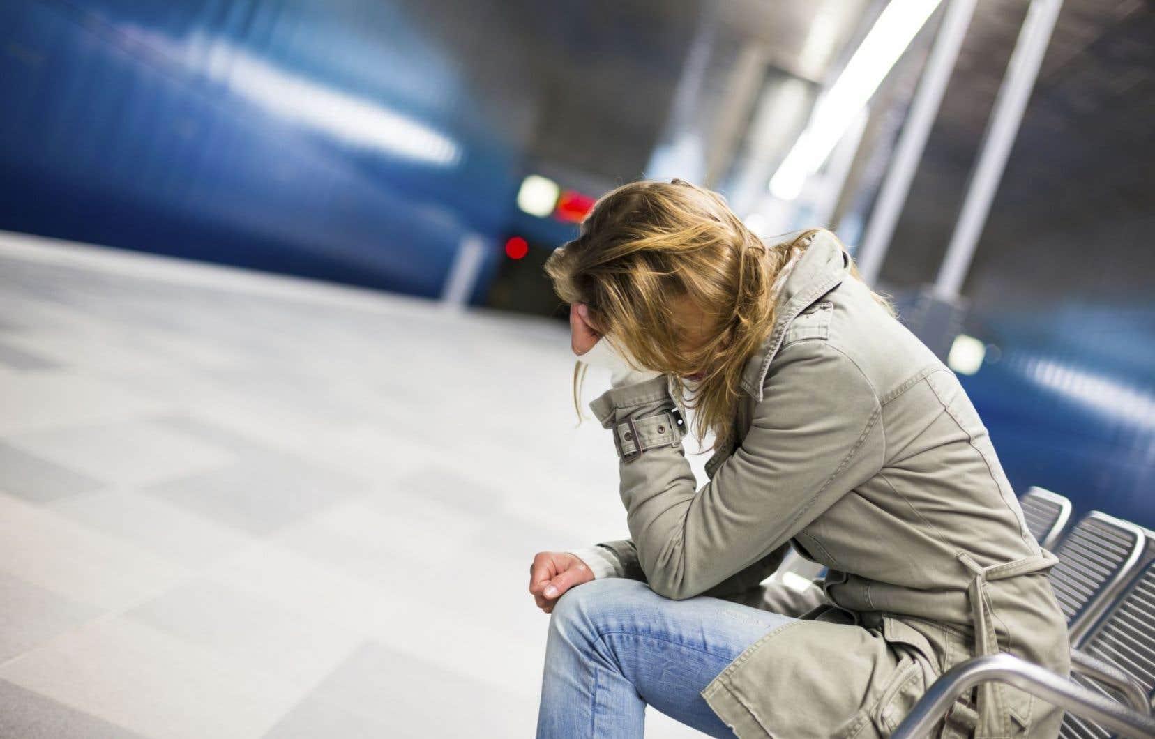 Les antidépresseurs se classaient au 2erang parmi les médicaments sur ordonnance les plus prescrits aux filles âgées de 15 à 24ans.