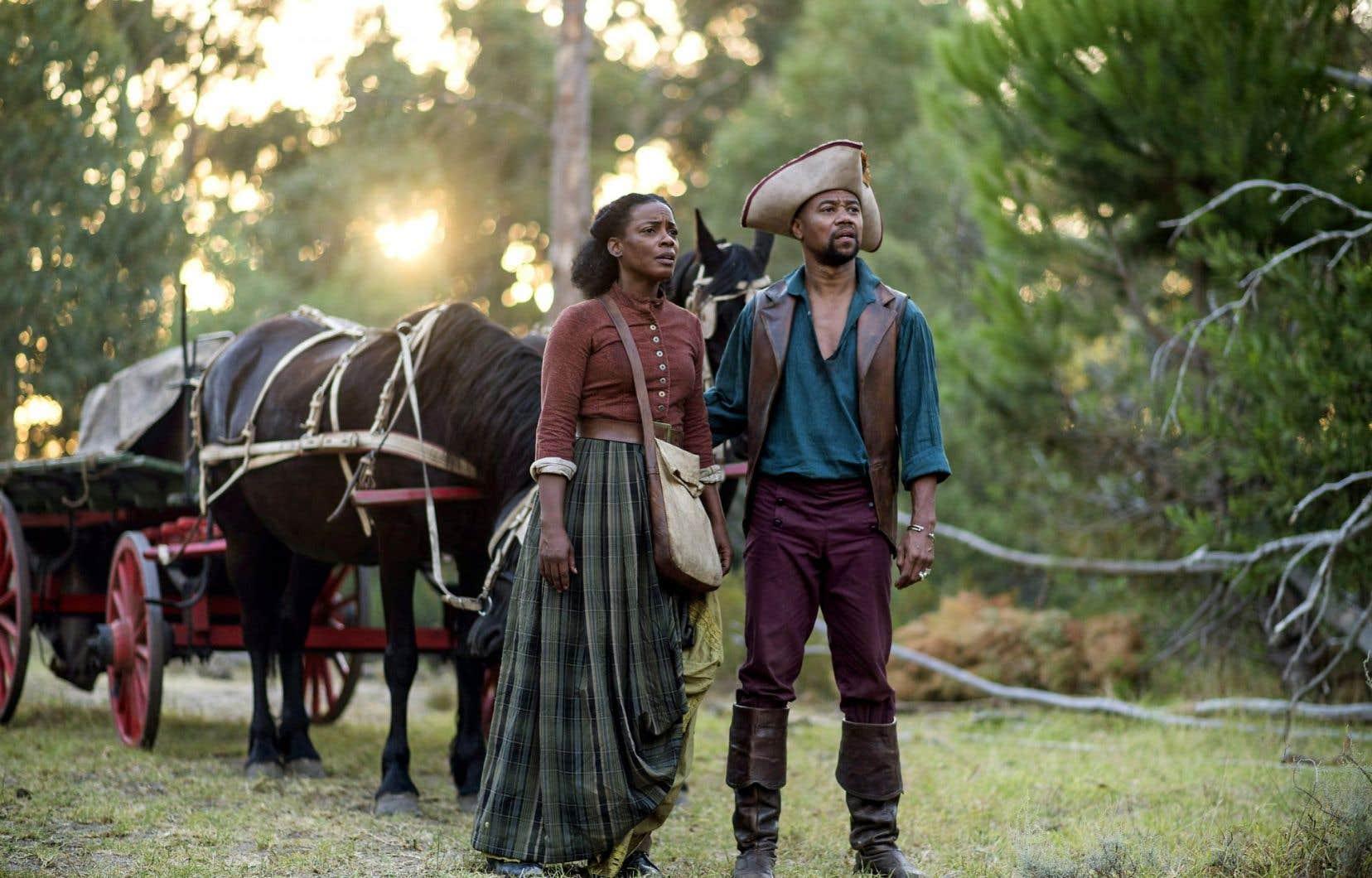 «The Book of Negroes» se retrouve en nomination pour une douzaine de prix Écrans canadiens, distribués par l'Académie canadienne du cinéma et de la télévision.