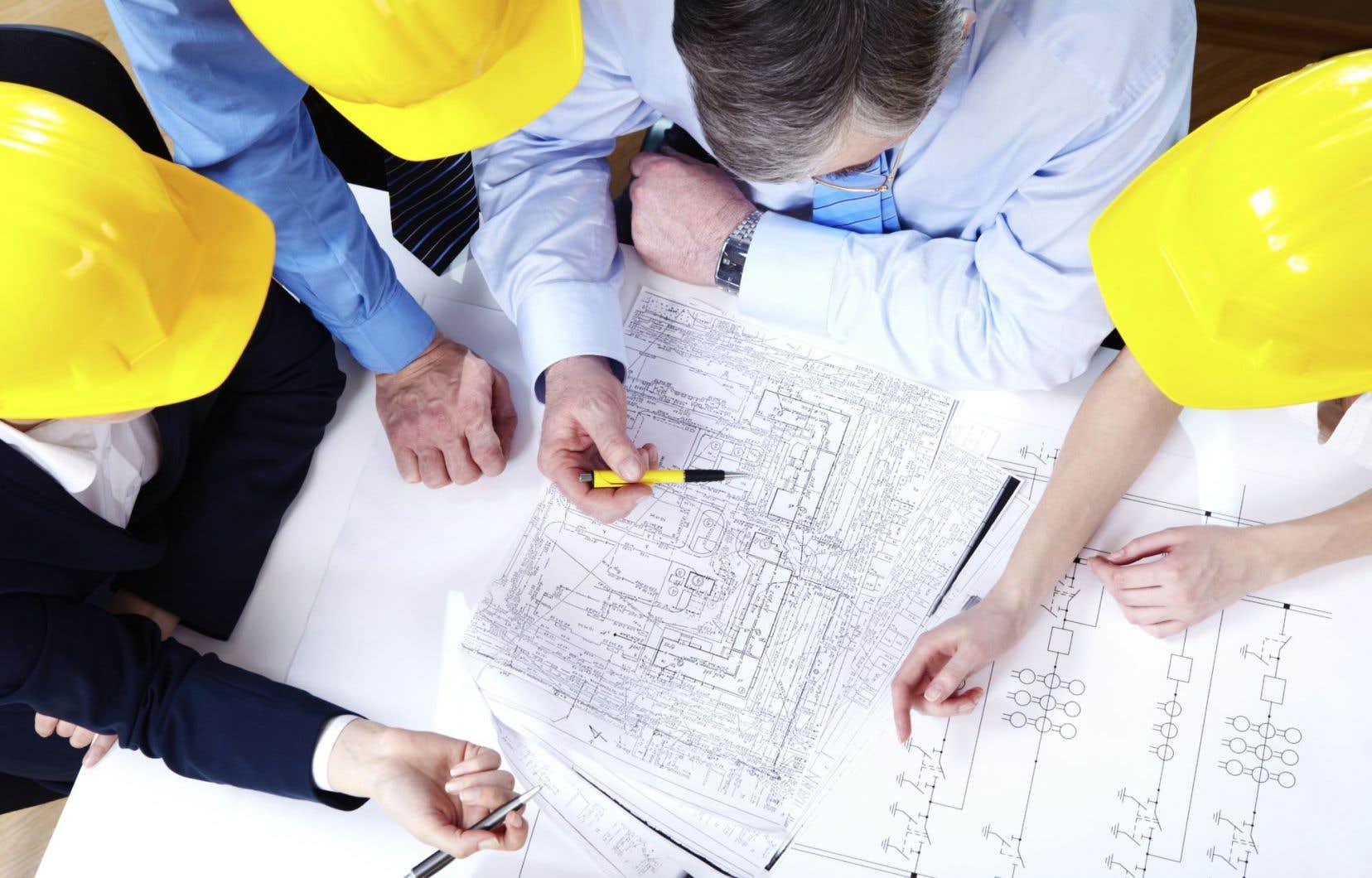 Il est rare de voir une firme de génie-conseil être dirigée par un individu qui n'est pas ingénieur de formation.