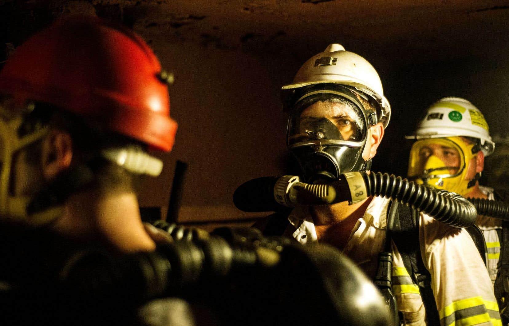 Le secteur minier sud-africain a enregistré un fort recul au premier trimestre.